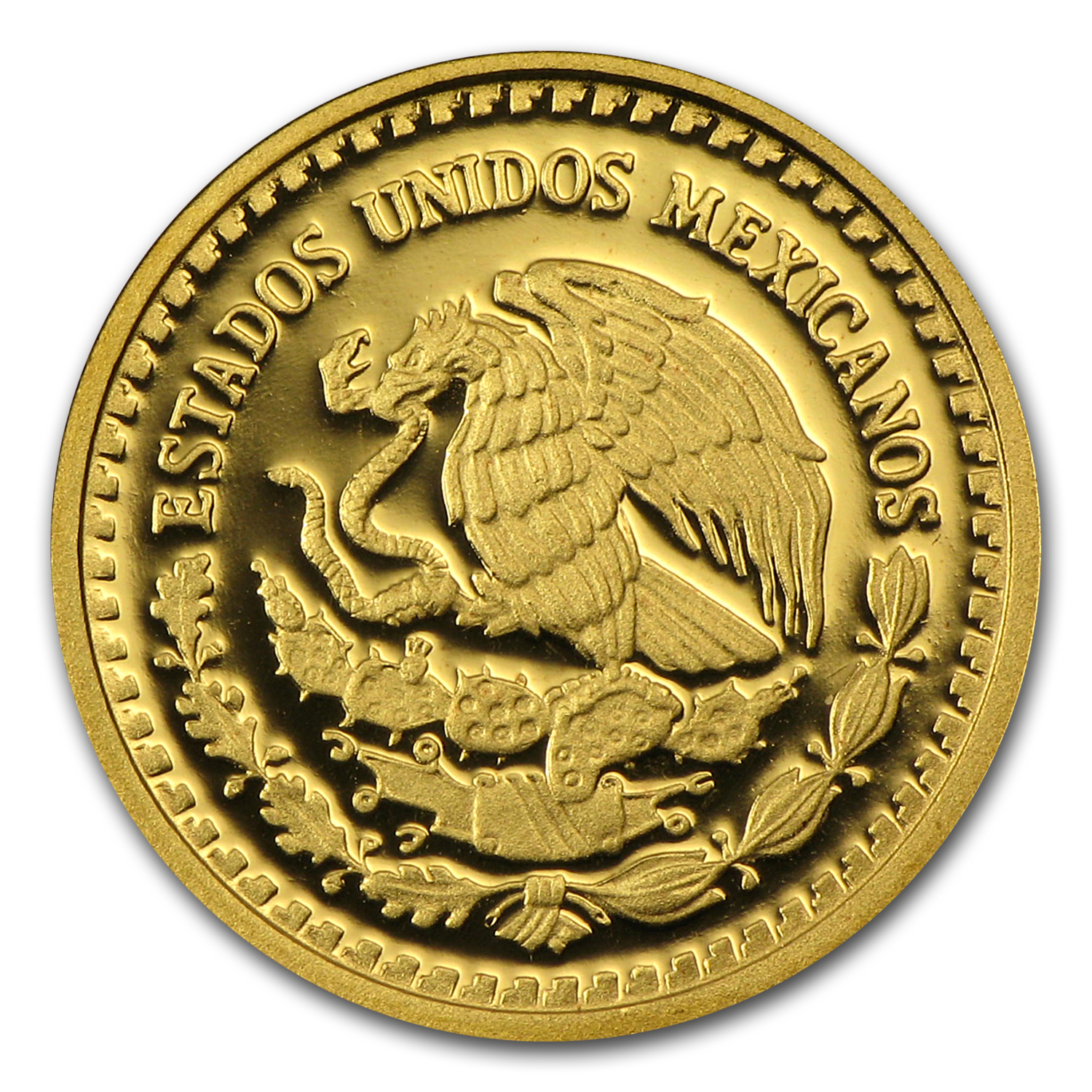 2009 Mexico 1/10 oz Proof Gold Libertad