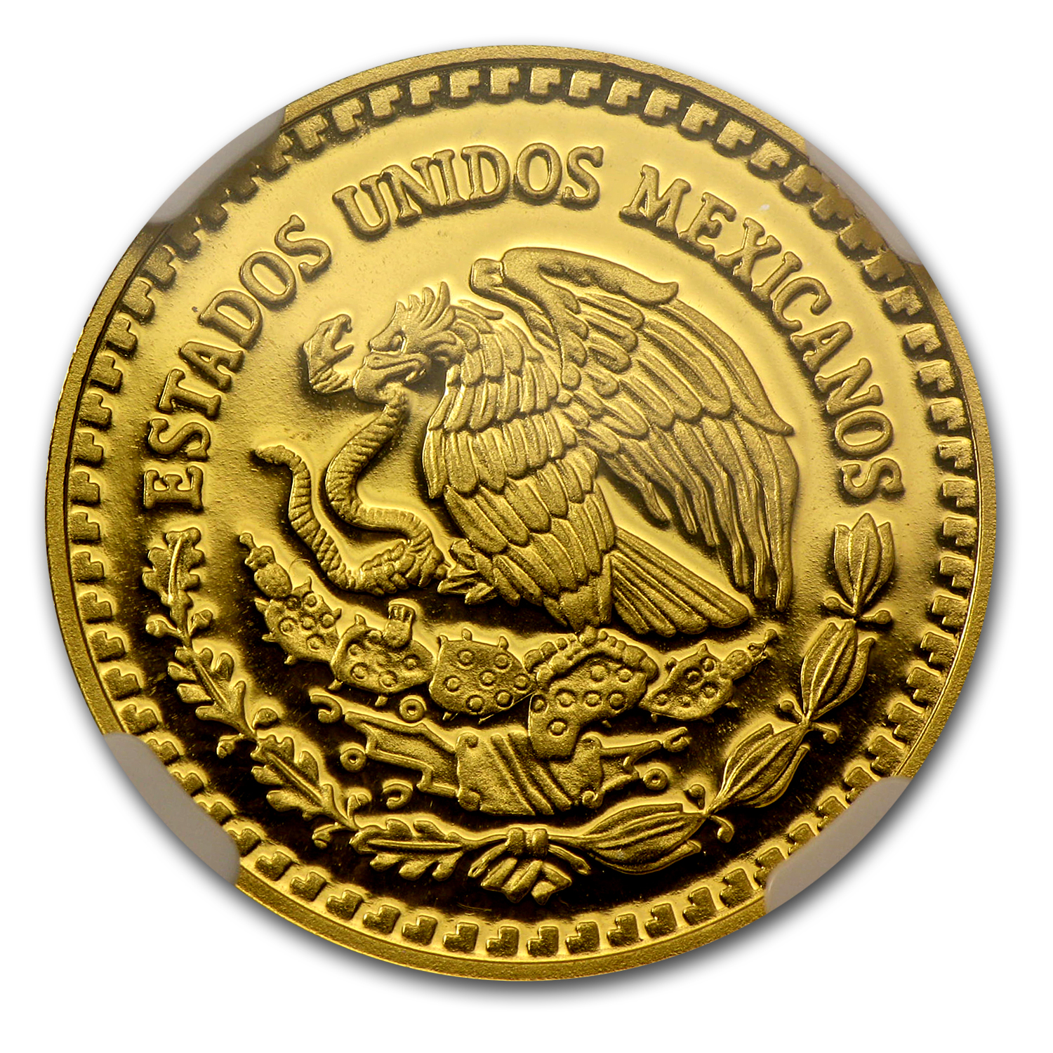 2011 1/4 oz Gold Mexican Libertad PF-70 NGC Registry Set