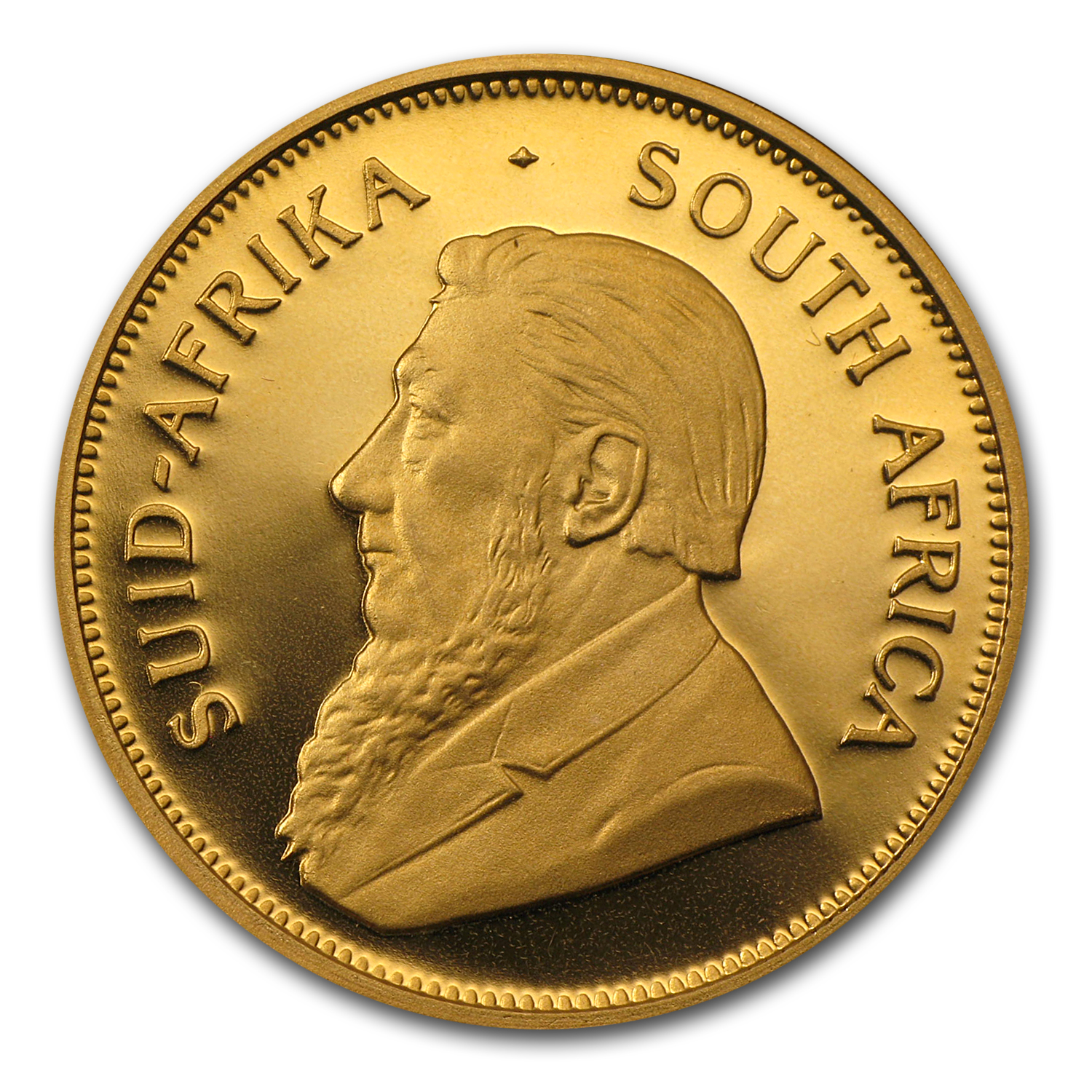 1993 1 oz Gold South African Krugerrand (Proof)