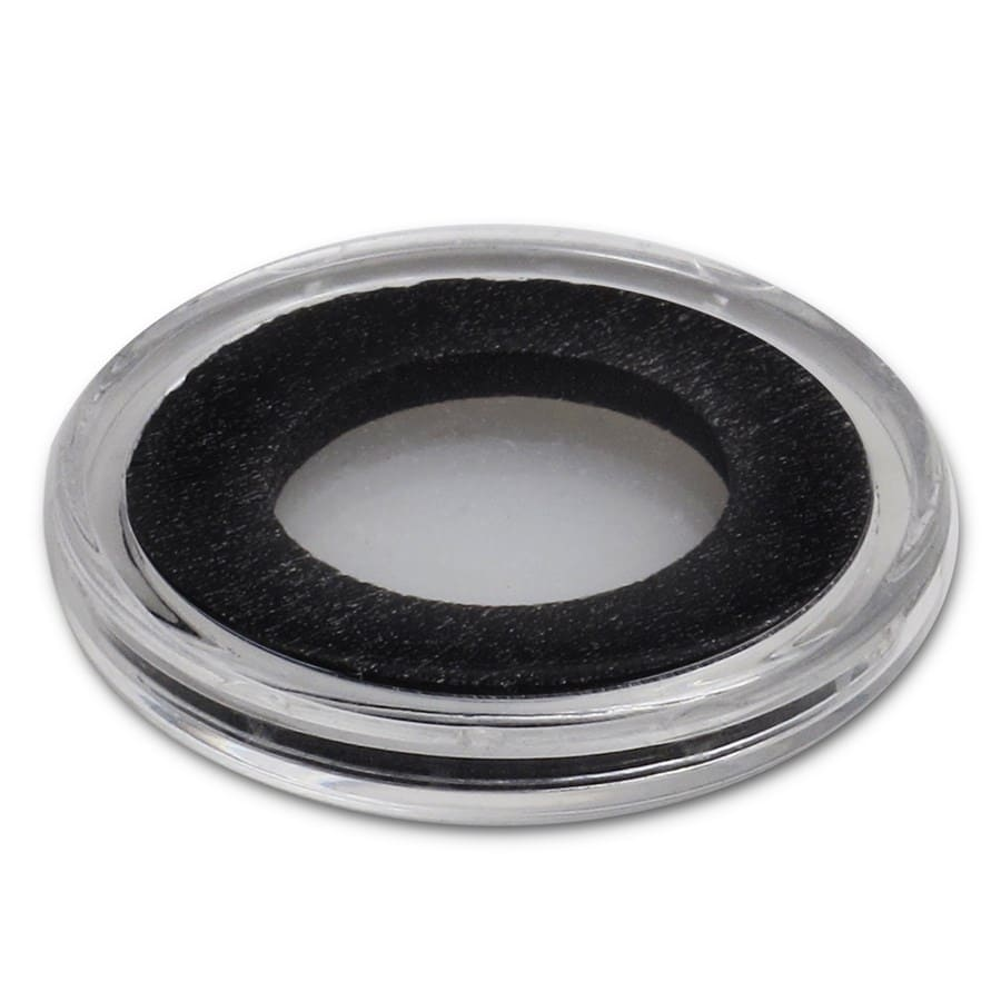 Air-Tite Holder w/Black Gasket - 19 mm (10 Count)