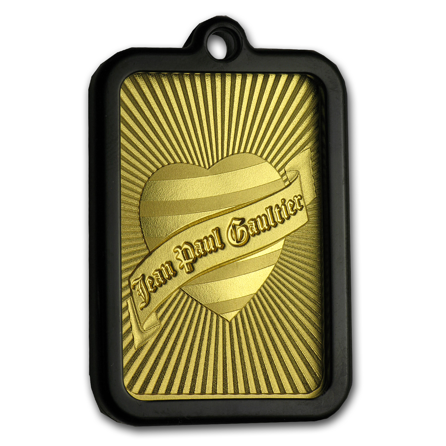1 oz Gold Bar - Jean Paul Gaultier