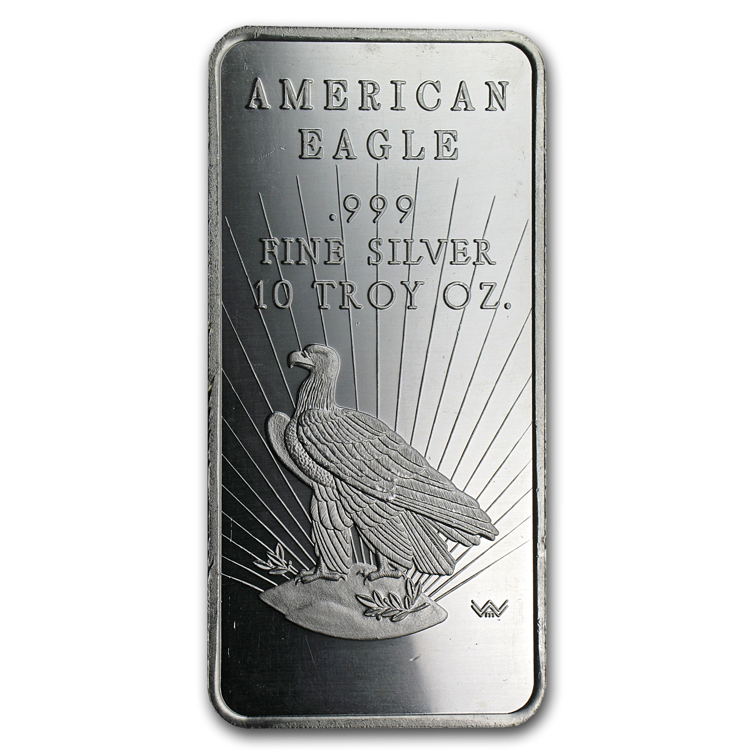 10 oz Silver Bars - American Eagle Silver Bar