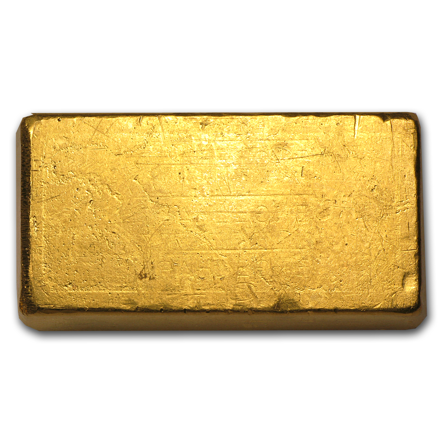 10 oz Gold Bar - Engelhard (Poured, Loaf-Style)