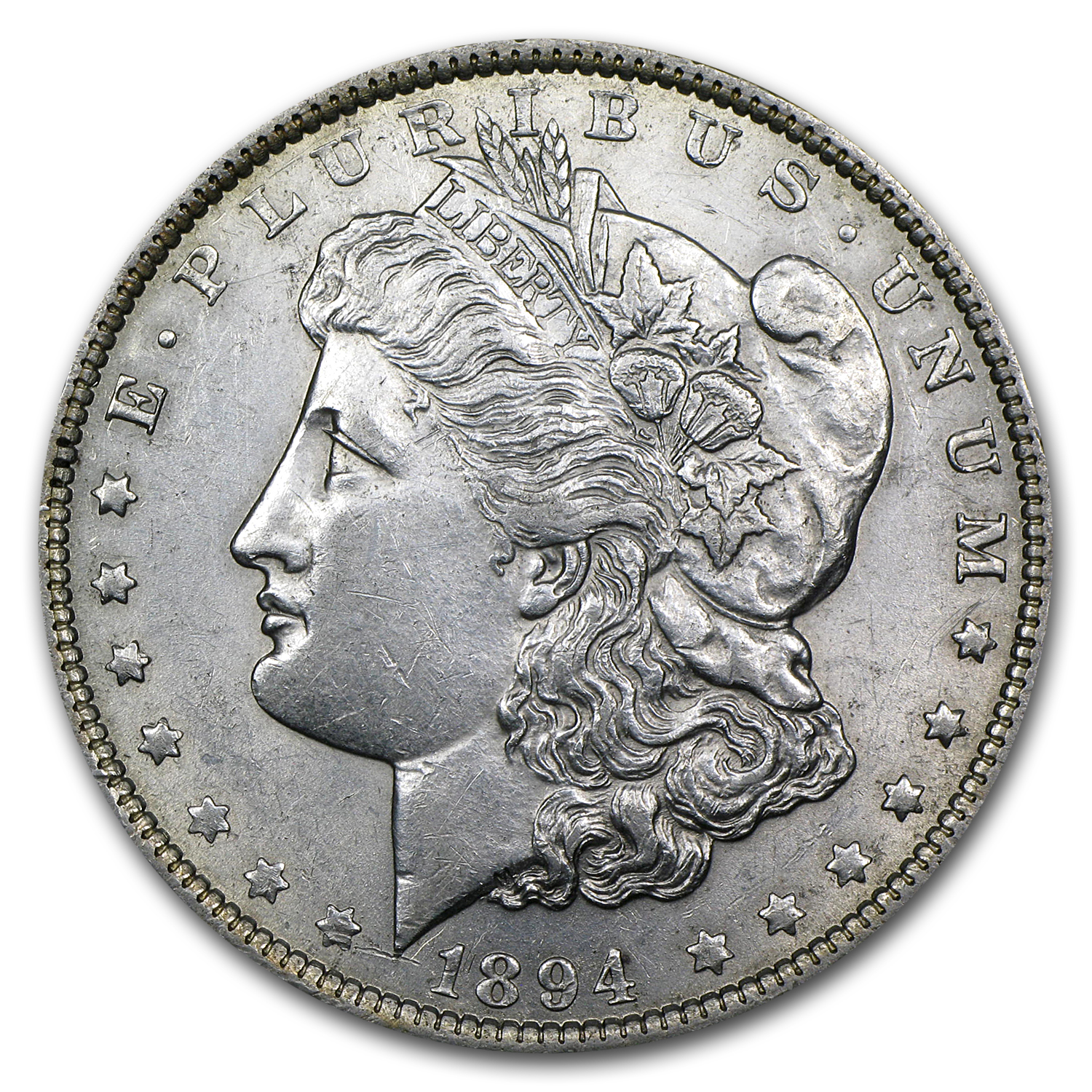 1894 Morgan Dollar AU