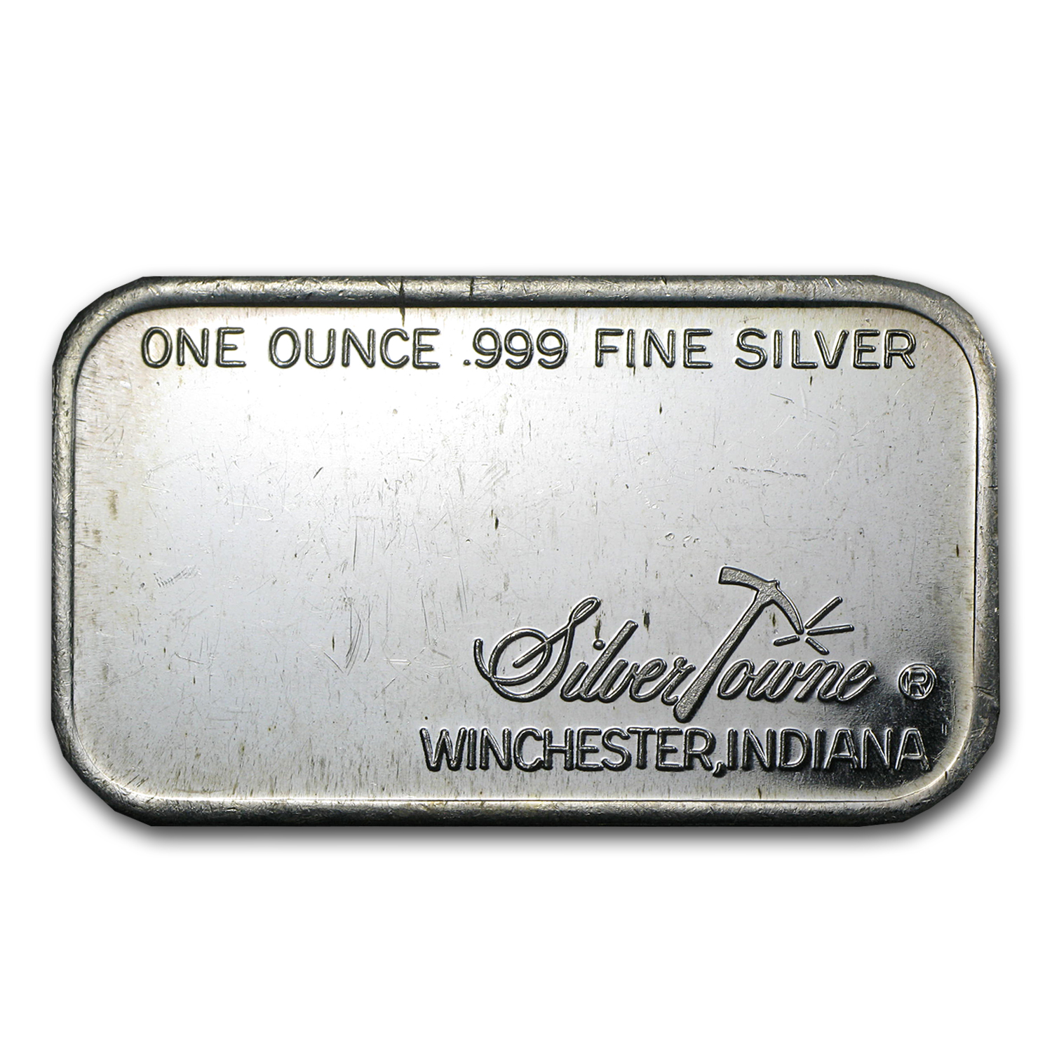 1 oz Silver Bars - RENO