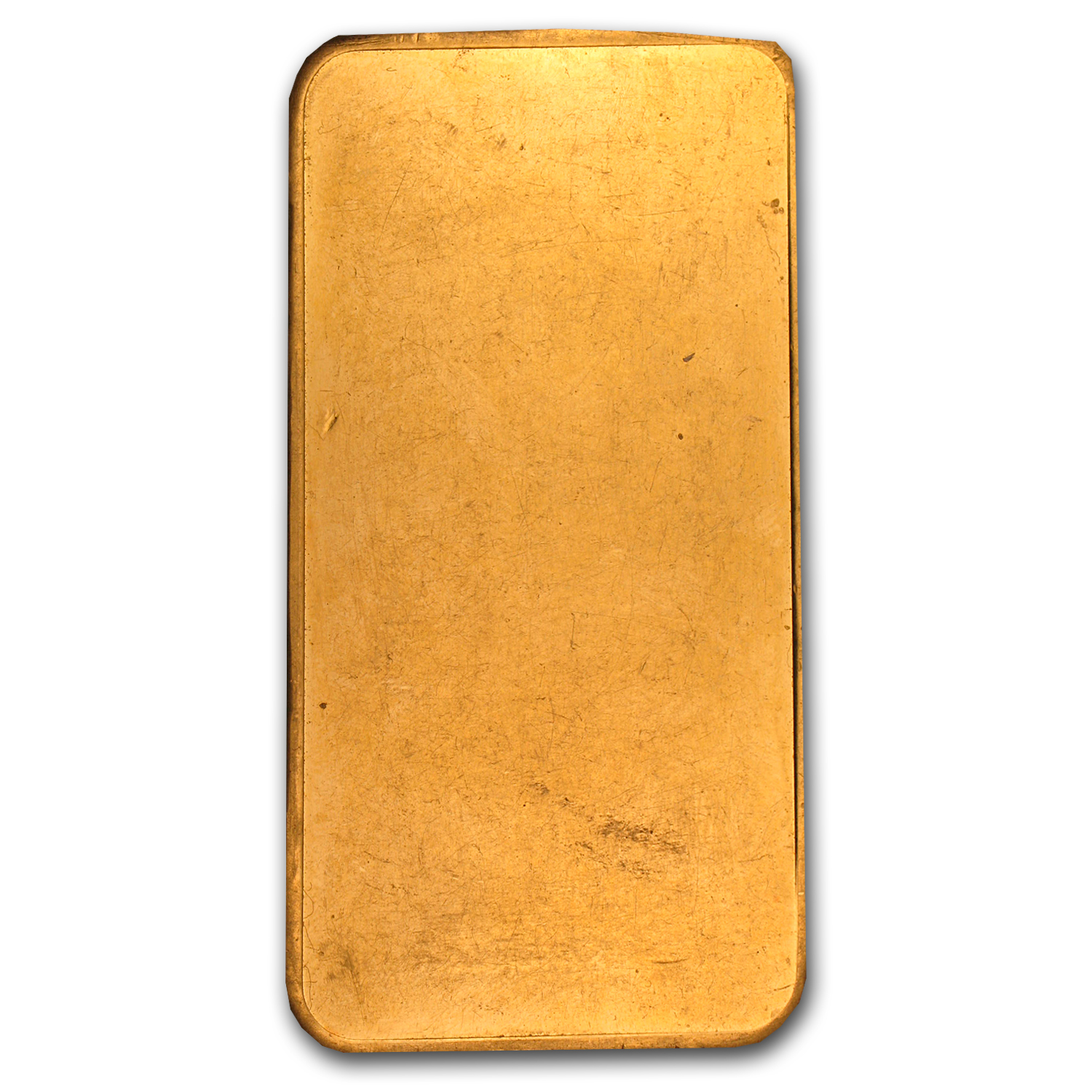 10 oz Gold Bar - Engelhard (Tall, Maple/Smooth)