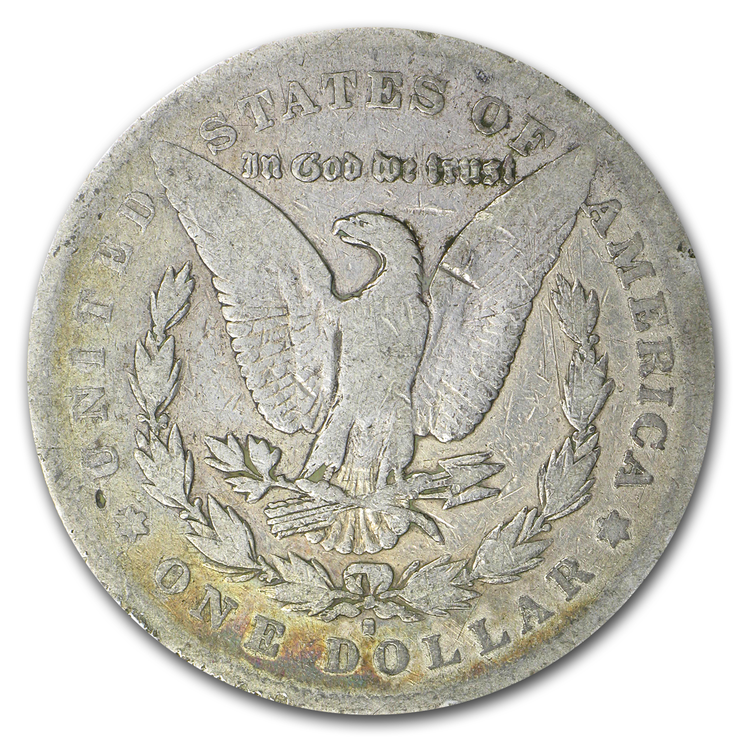 1878-S Morgan Dollar - Good VAM-26 Long Nock Top-100