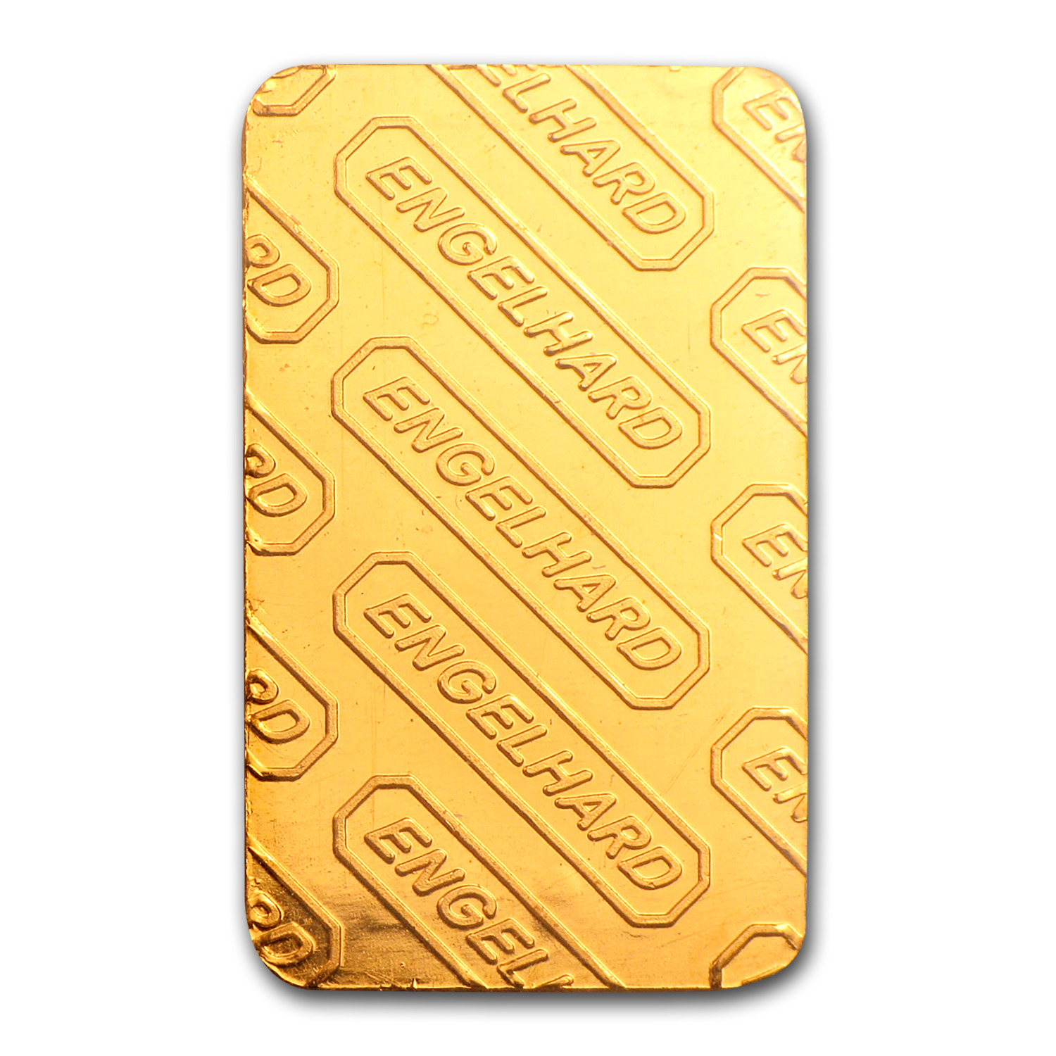 1/4 oz Gold Bar - Engelhard (In Assay)