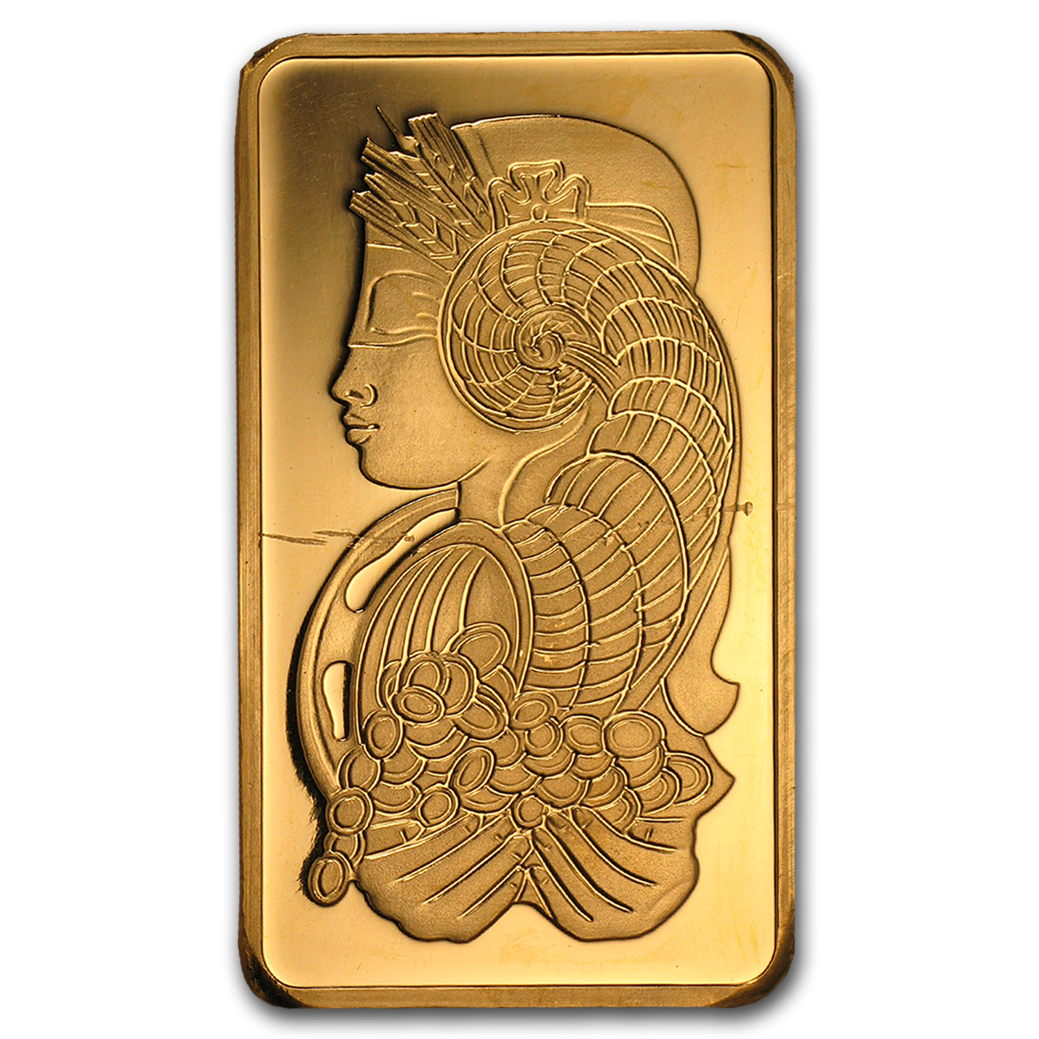 10 oz Gold Bar - Secondary Market