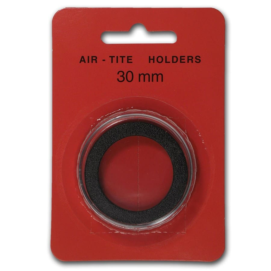 Air-Tite Holder w/Black Gasket - 30 mm