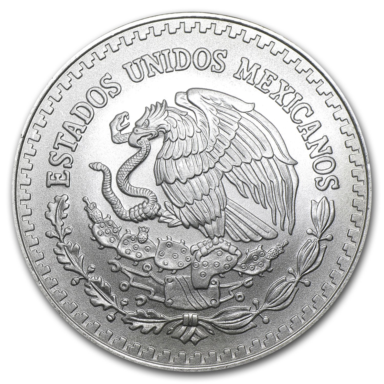 2012 1/2 oz Silver Libertad (Brilliant Uncirculated)