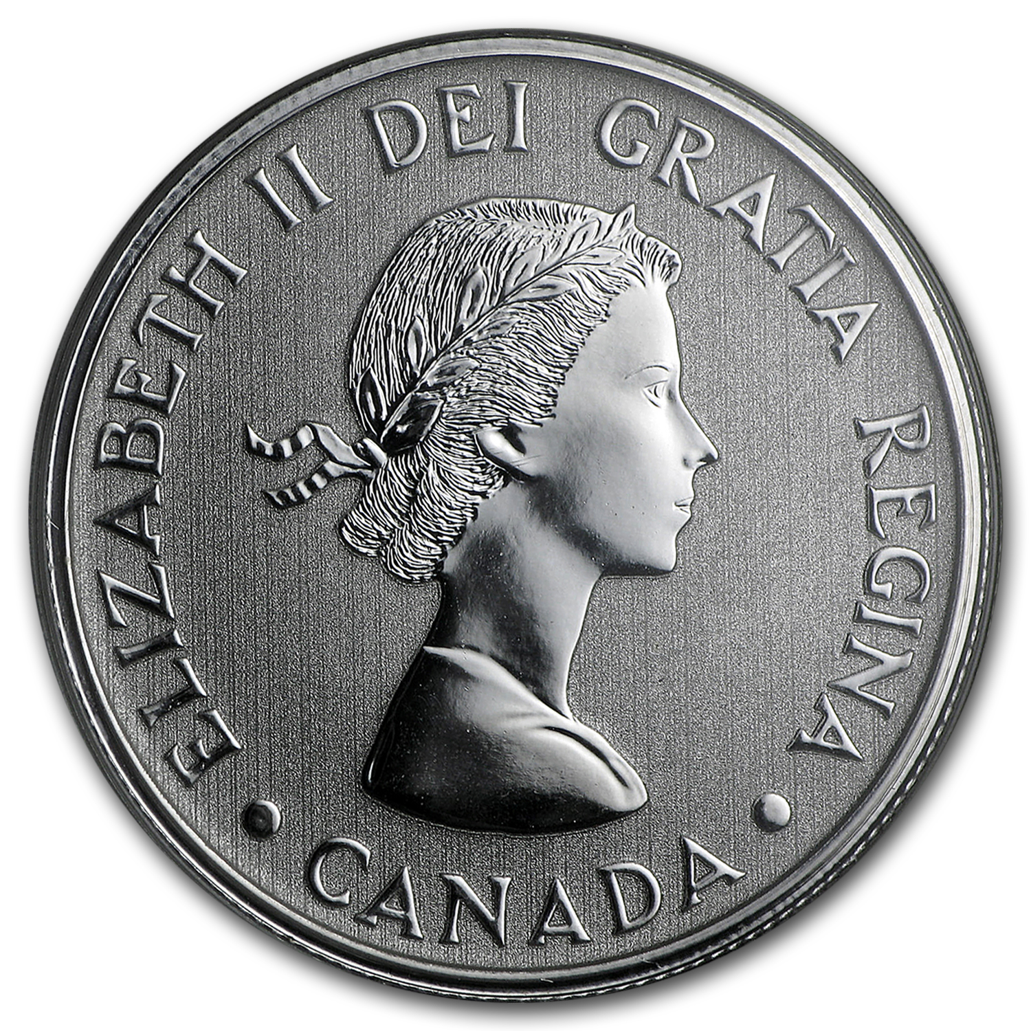 2012 1/4 oz Silver Canadian $20 Queen's Diamond Jubilee