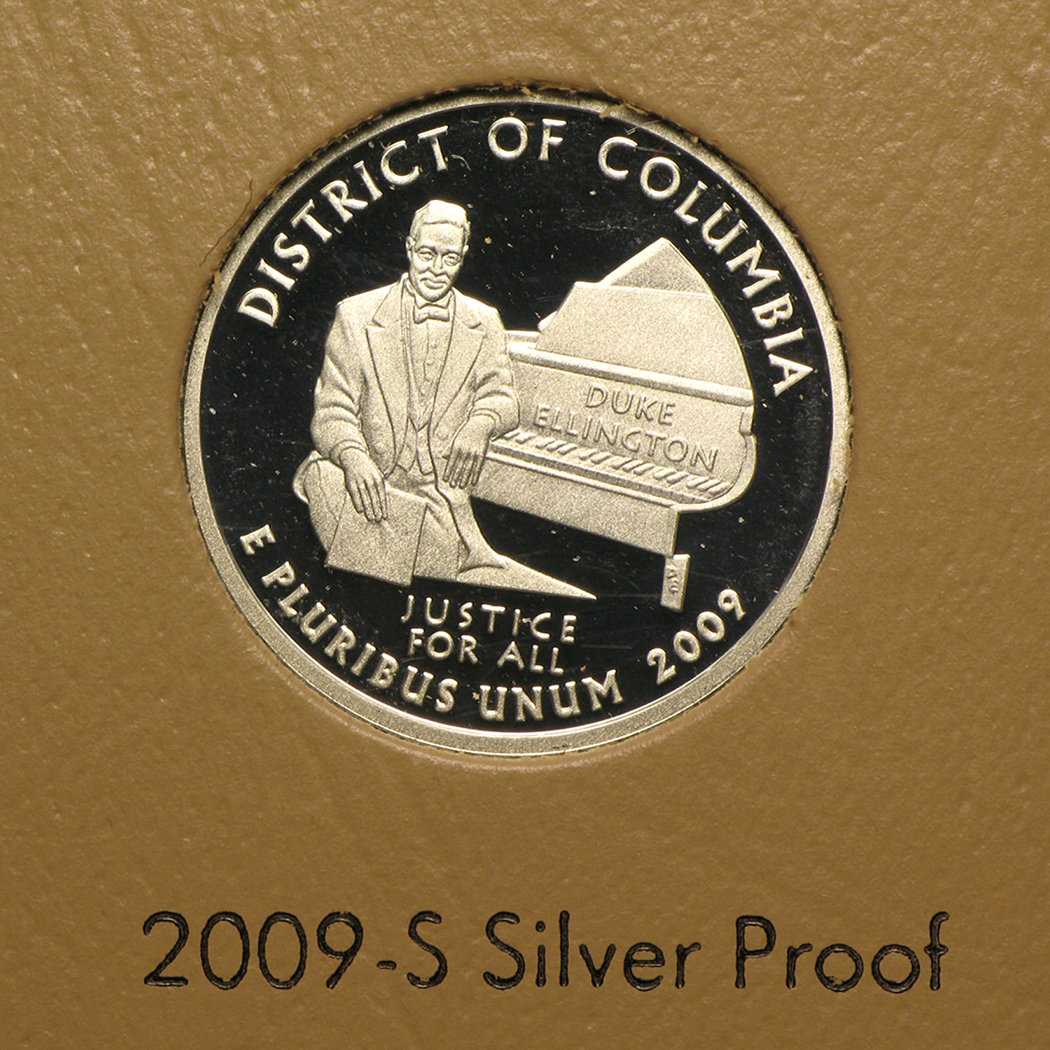 2009 24-Coin District of Columbia & Territorial Quarters Set