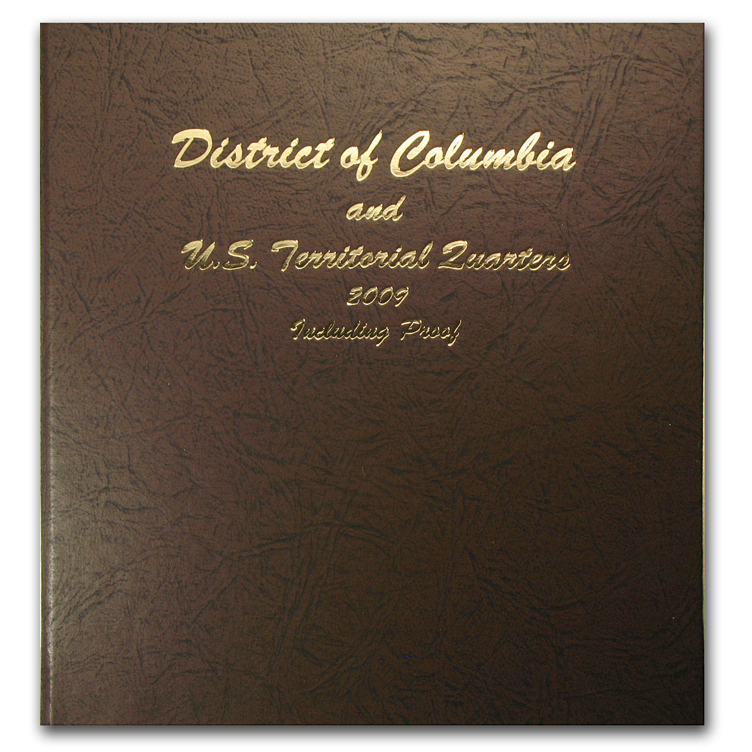 2009 District of Columbia & Territorial Quarters Complete Set 24