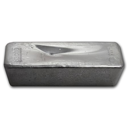 100 oz silver bar johnson matthey bache 100 oz silver bars apmex. Black Bedroom Furniture Sets. Home Design Ideas