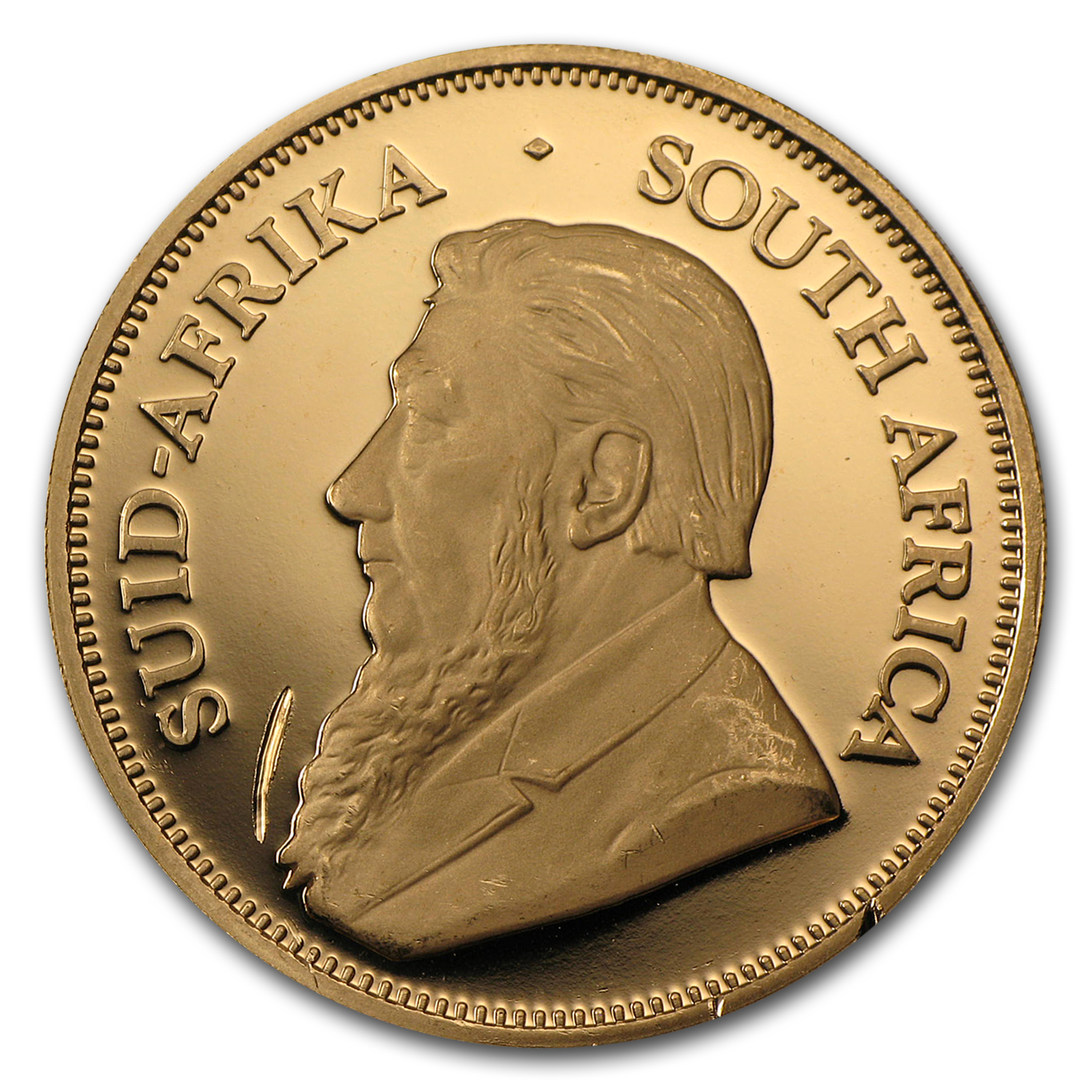 2005 South Africa 1 oz Proof Gold Krugerrand