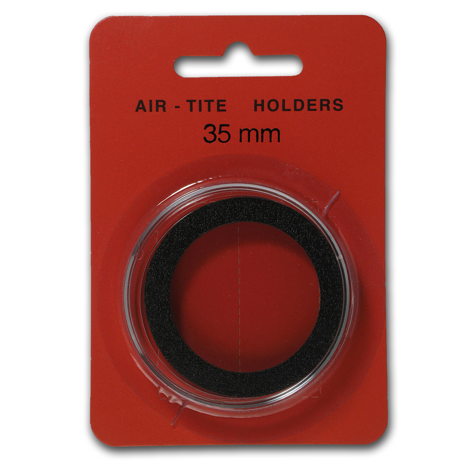 Air-Tite Holder w/ Black Gasket - 35 mm