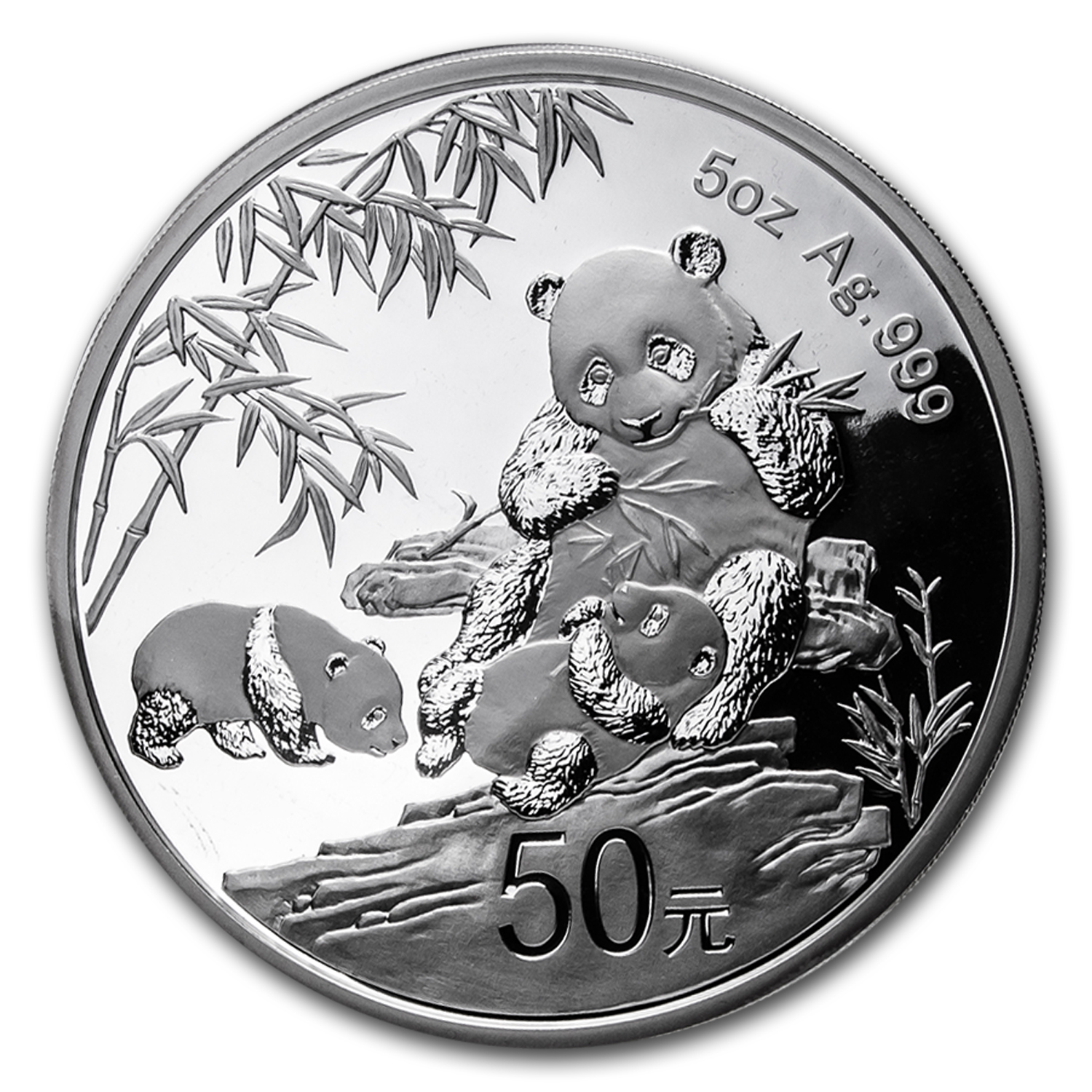 2012 China 5 oz Silver Panda 30th Anniv Proof (w/Box & COA)