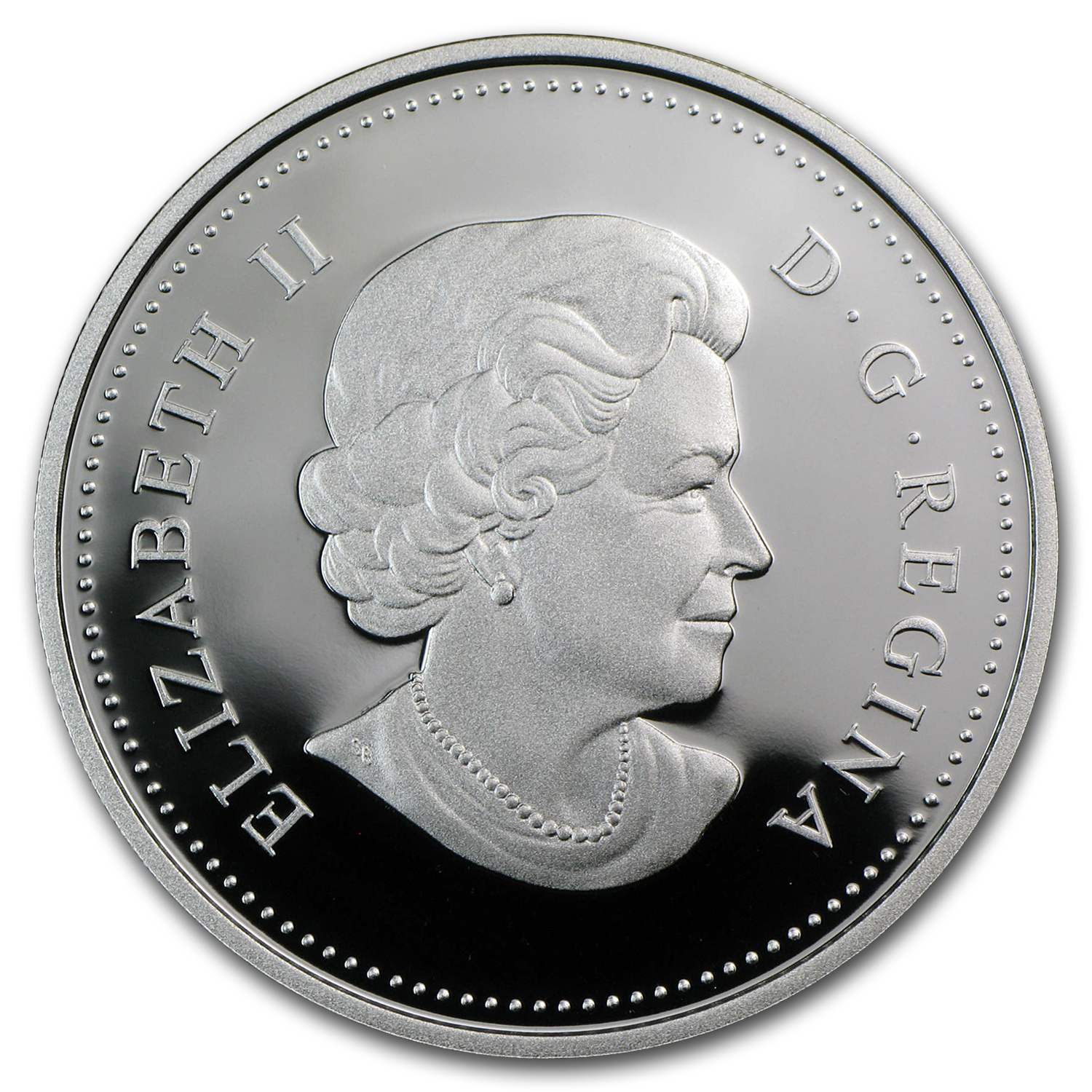 2011 Canada Silver $1 100th Anniversary of Parks Proof