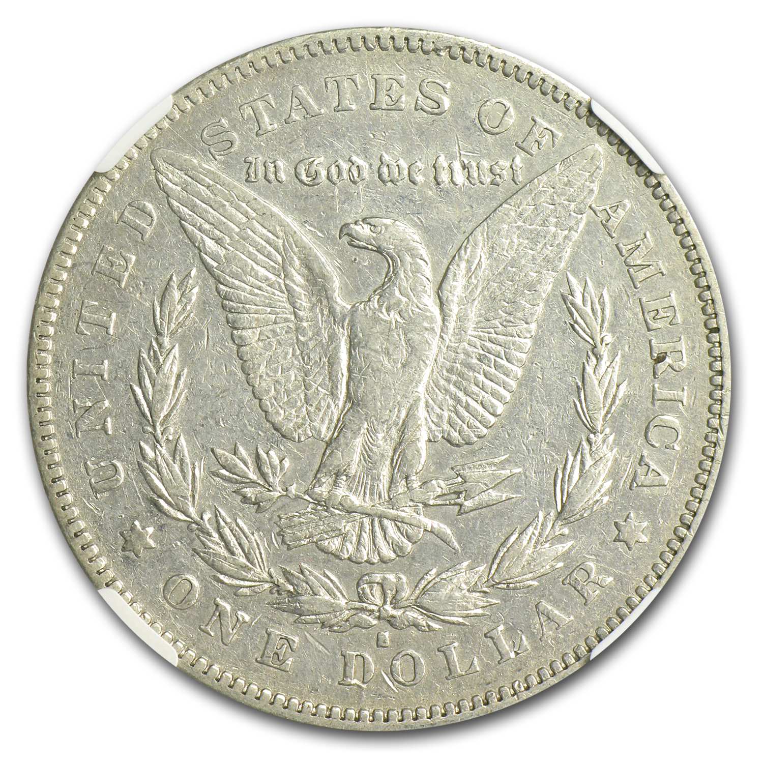 1878-S Morgan Dollar VF-35 NGC (VAM-27, Long Nock, Top-100)