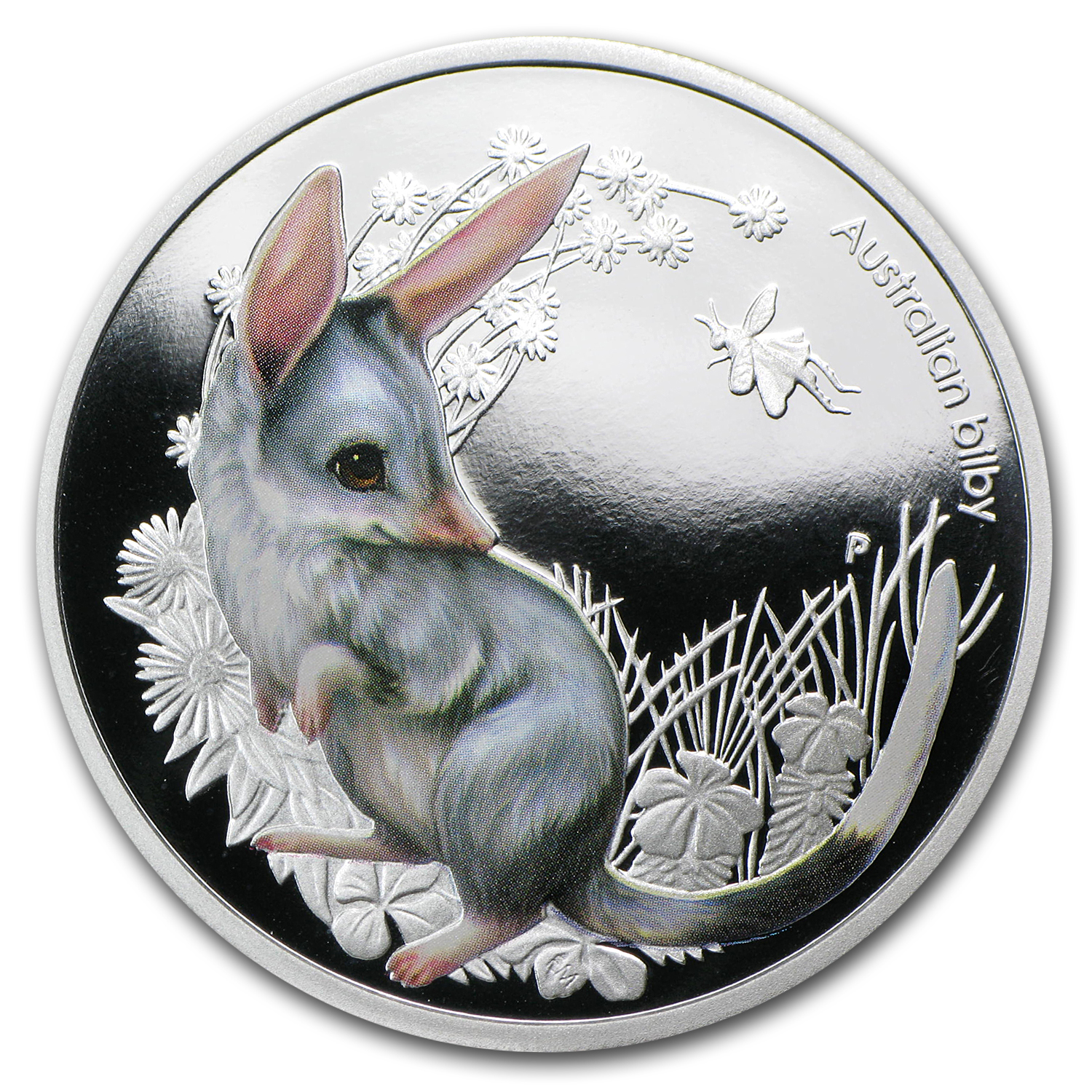 2011 1/2 oz Proof Silver Australian Bush Babies Bilby