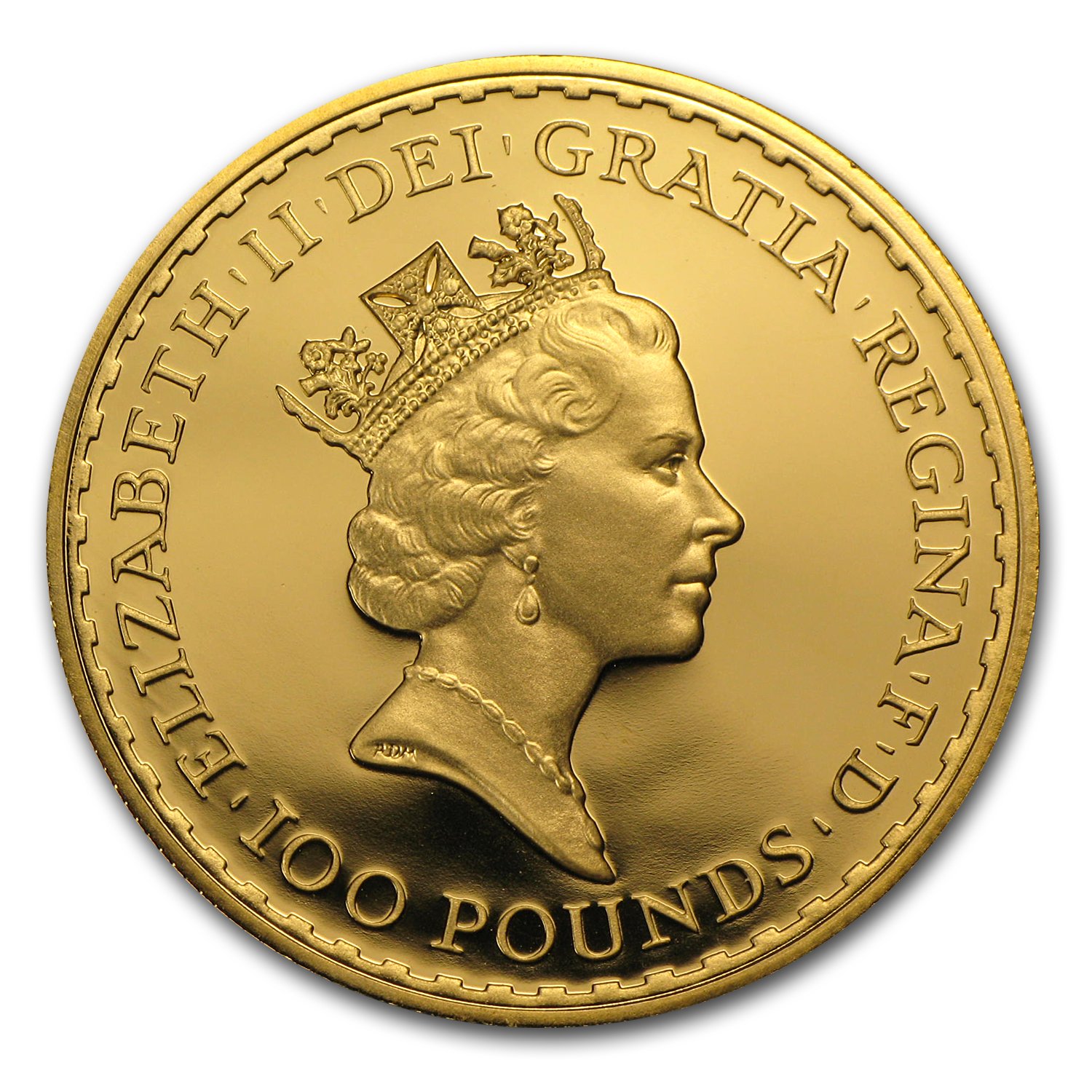 1995 1 oz Proof Gold Britannia