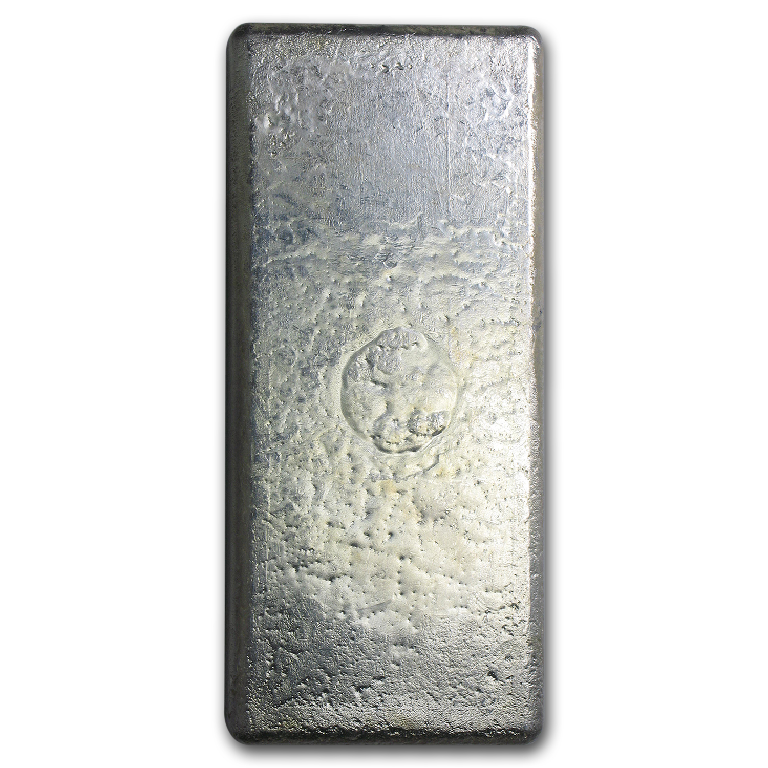 20 oz Silver Bar - Johnson Matthey (Vintage/Canada)