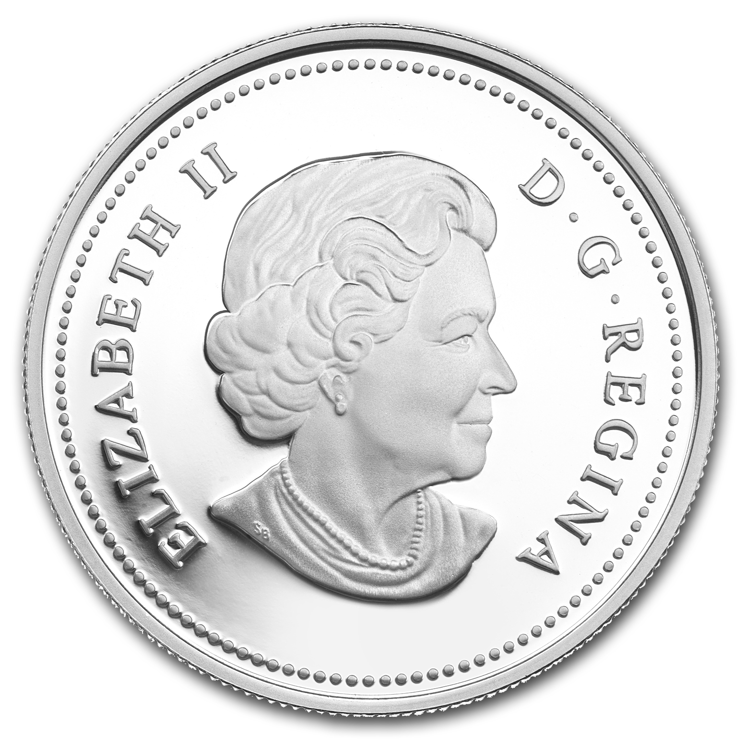 2012 Canada 1 oz Silver $20 Lismer, Nova Scotia Fishing Village