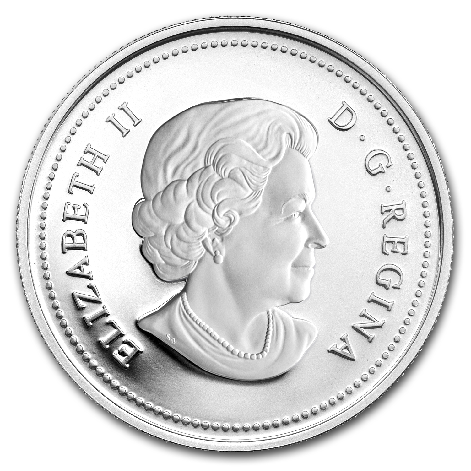 2012 1 oz Silver Canadian $15 Maple of Good Fortune (w/Hologram)
