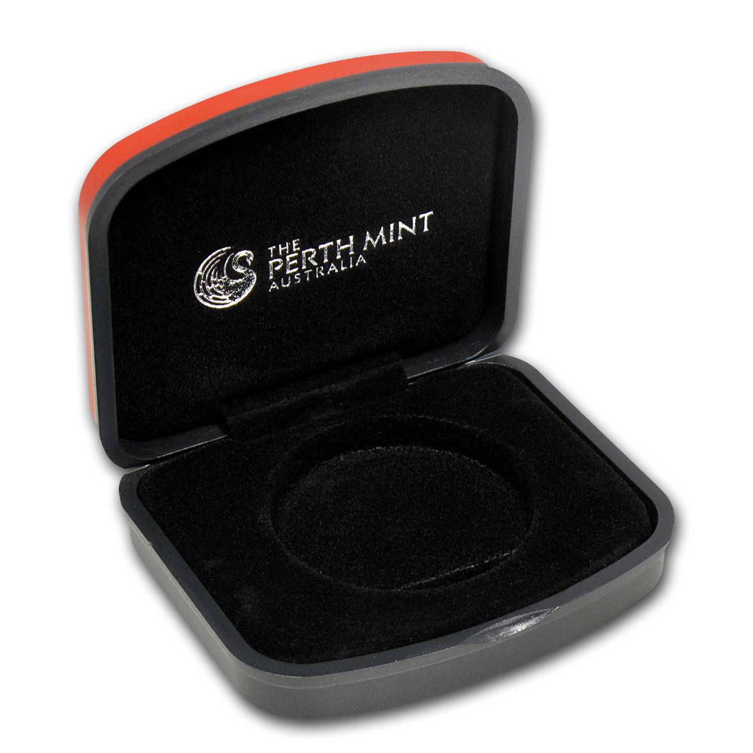 Lunar Series II 1 oz Silver Presentation Box (Perth Mint)