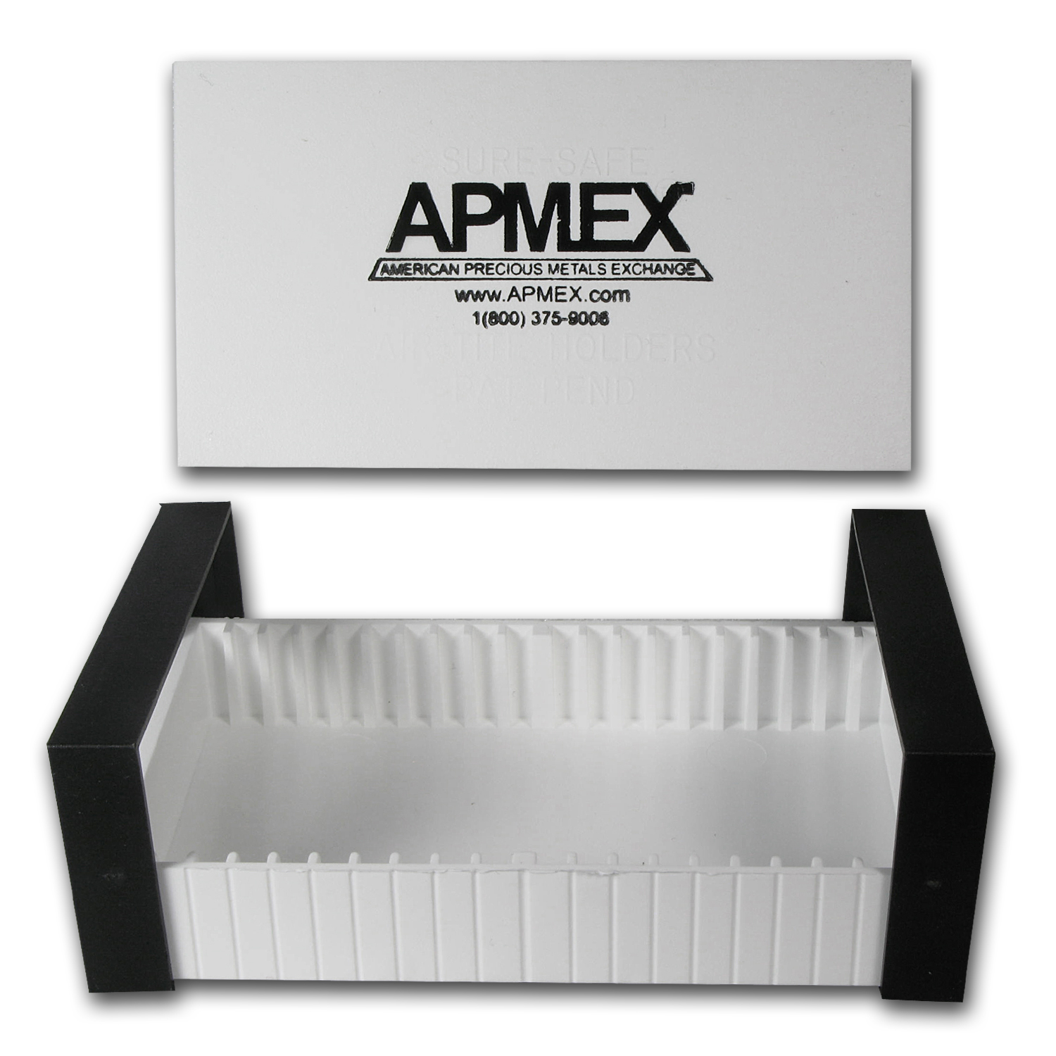 Sure-Safe Silver Bar Container - APMEX
