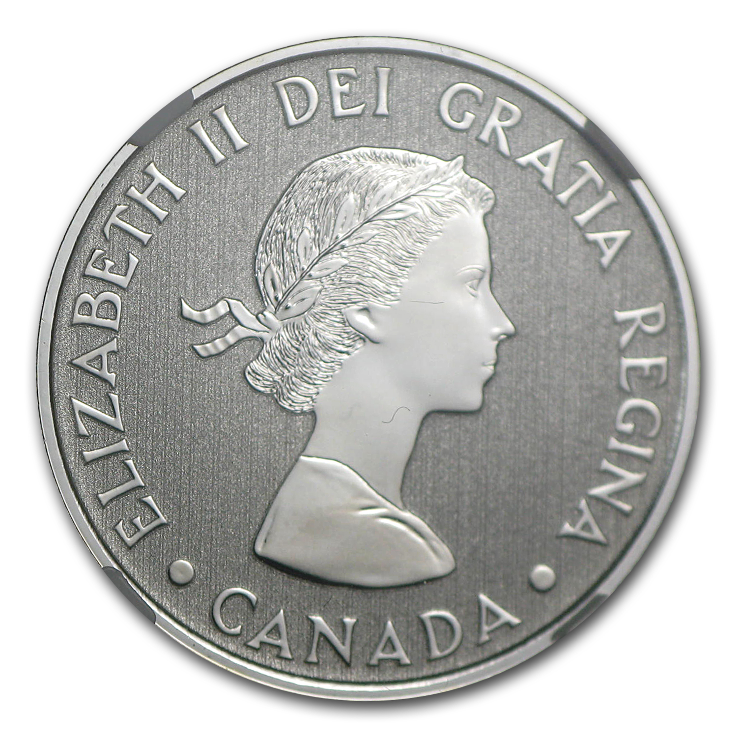 2012 Canada 1/4 oz Silver $20 Diamond Jubilee SP-69 NGC