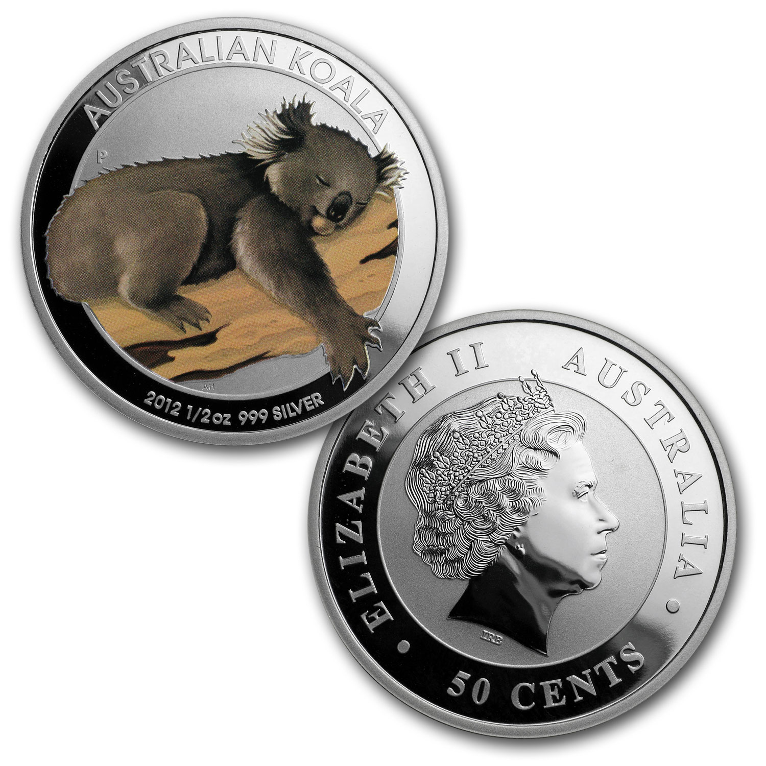 2012 1/2 oz Silver Australian Outback Collection - 3 Coin Set