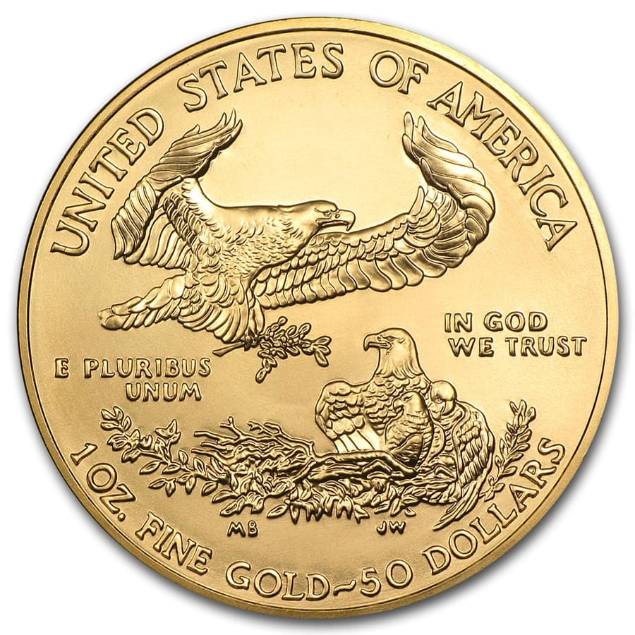 2013 1 oz Gold American Eagle BU