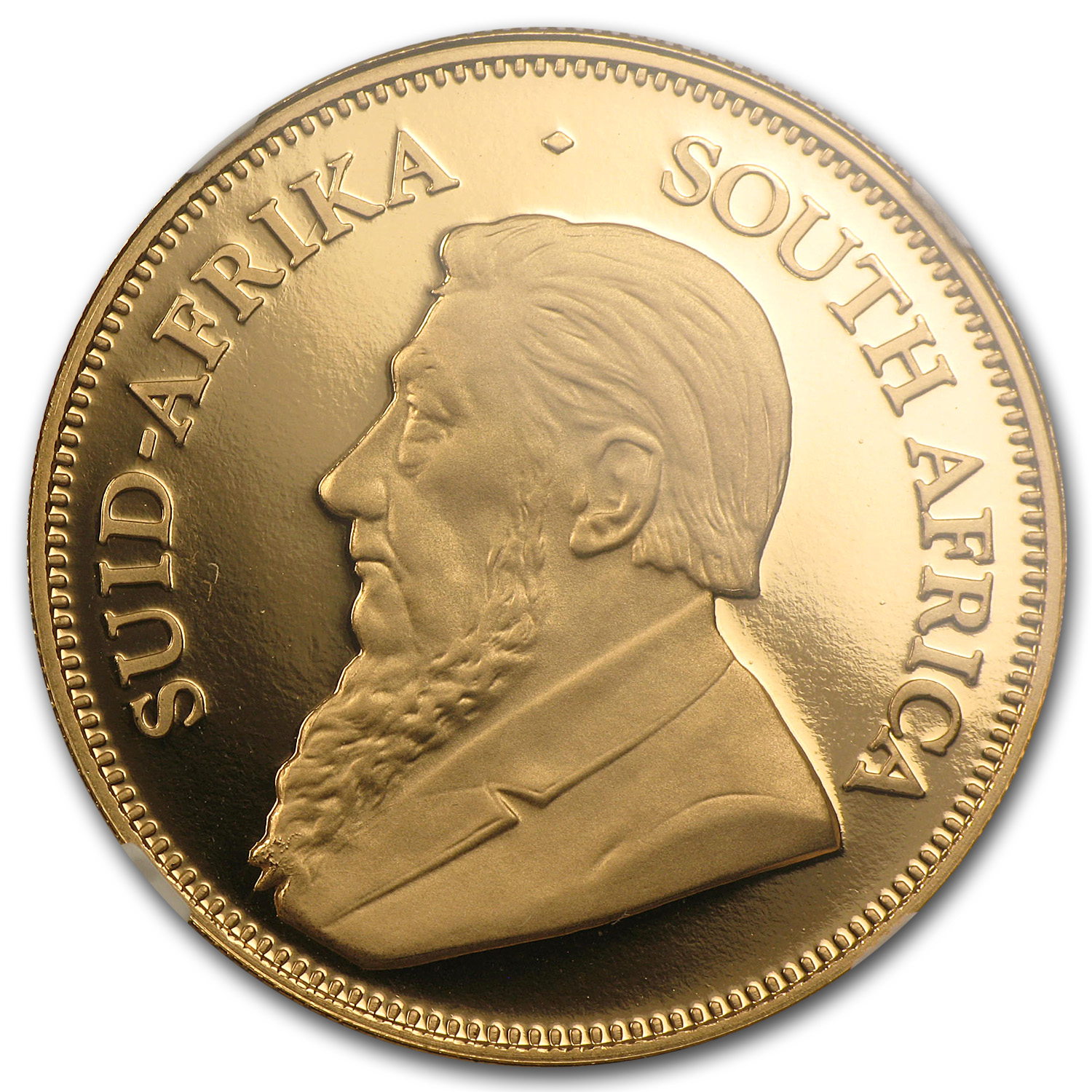 2002 South Africa 1 oz Gold Krugerrand PF-69 NGC