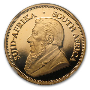 2002 South Africa 1/2 oz Gold Krugerrand PF-69 NGC