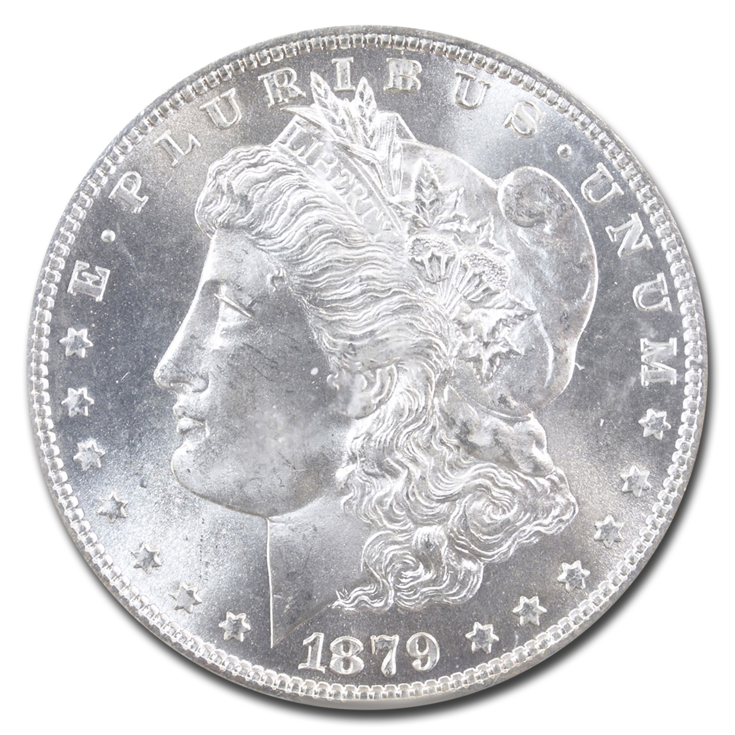 1879-S Morgan Dollar MS-67 PCGS (CAC)