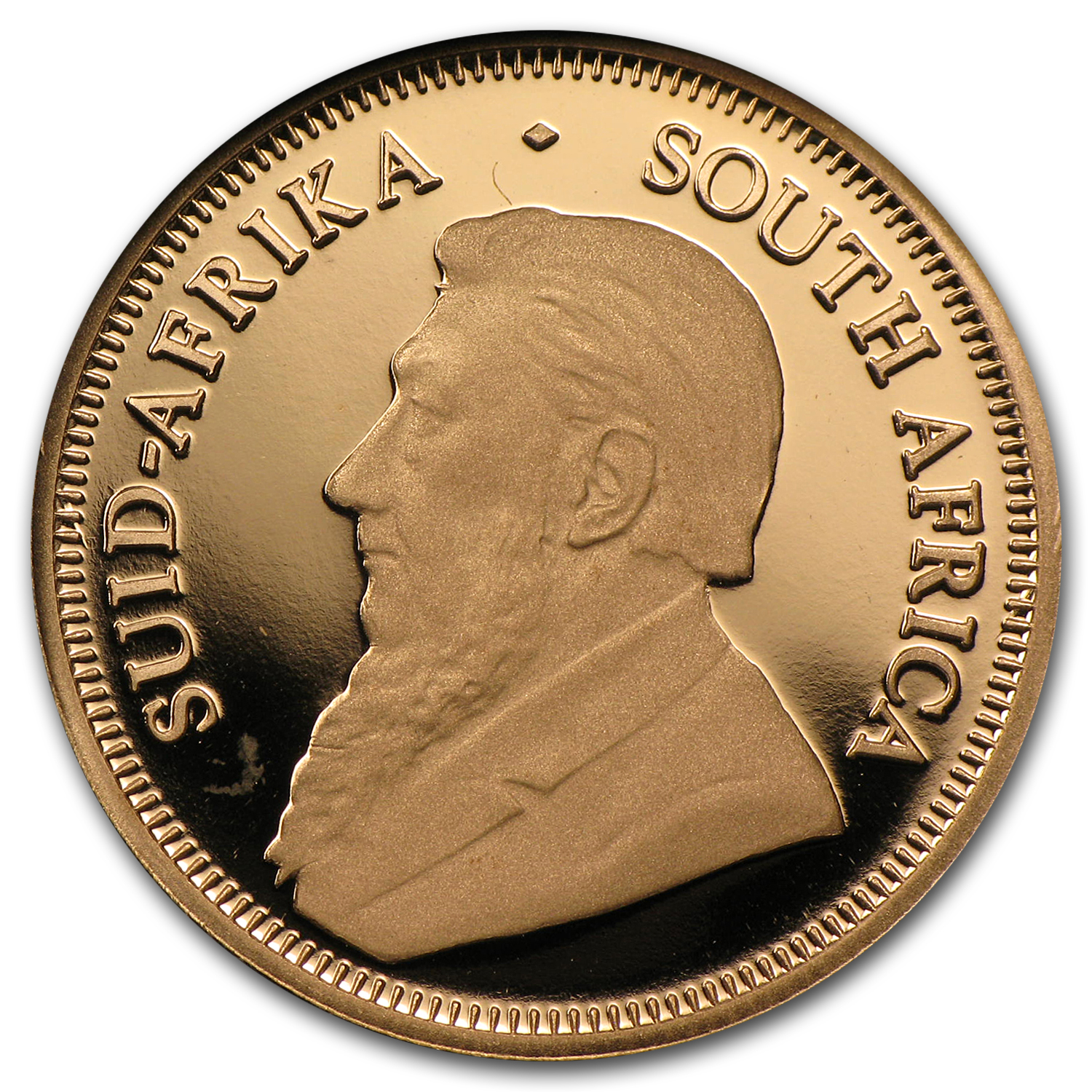 2010 South Africa 1/4 oz Proof Gold Krugerrand