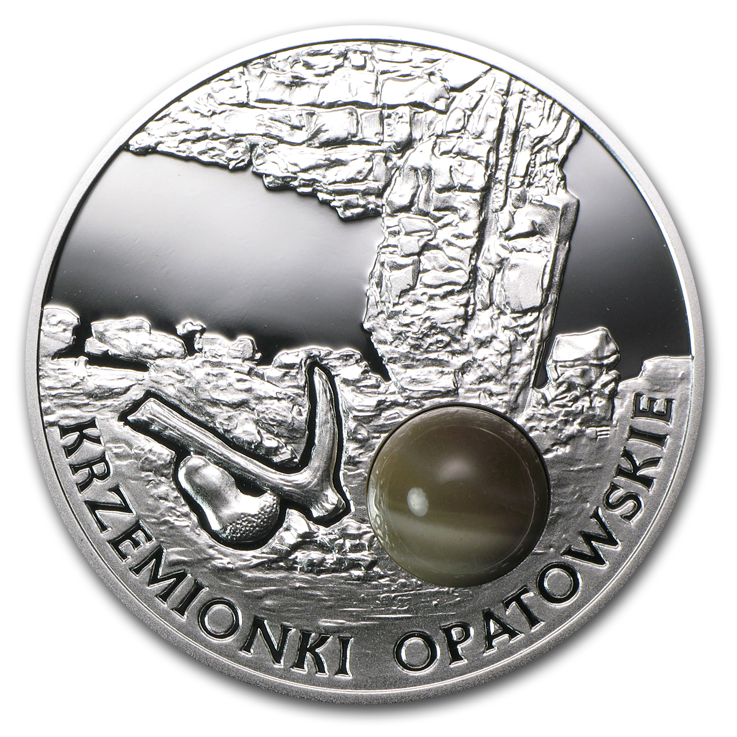 2012 Poland Silver 20 Zlotych Monuments of Material Culture