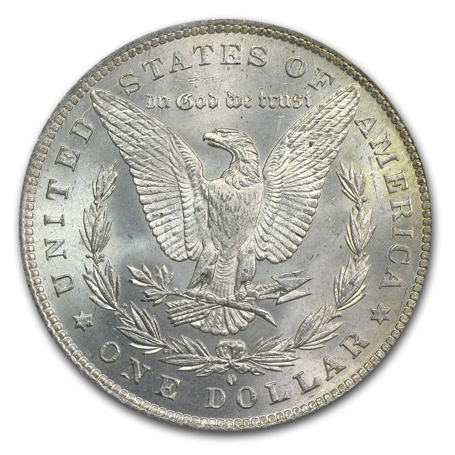 1878-1904 Morgan Dollars MS-64 PCGS