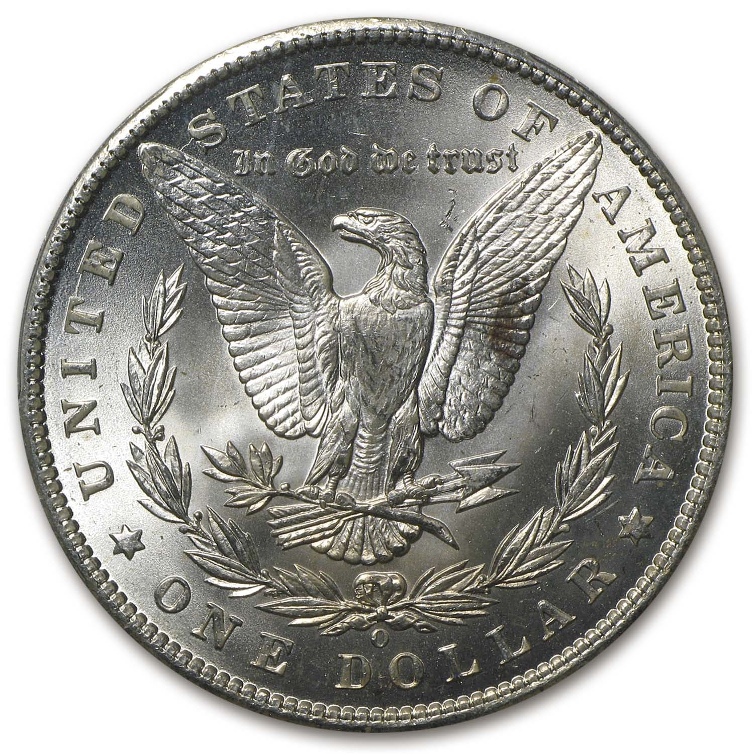 1878-1904 Morgan Dollar MS-65 PCGS