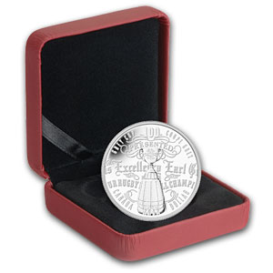 2012 Canada Silver $1 100th Playing of the Grey Cup Proof