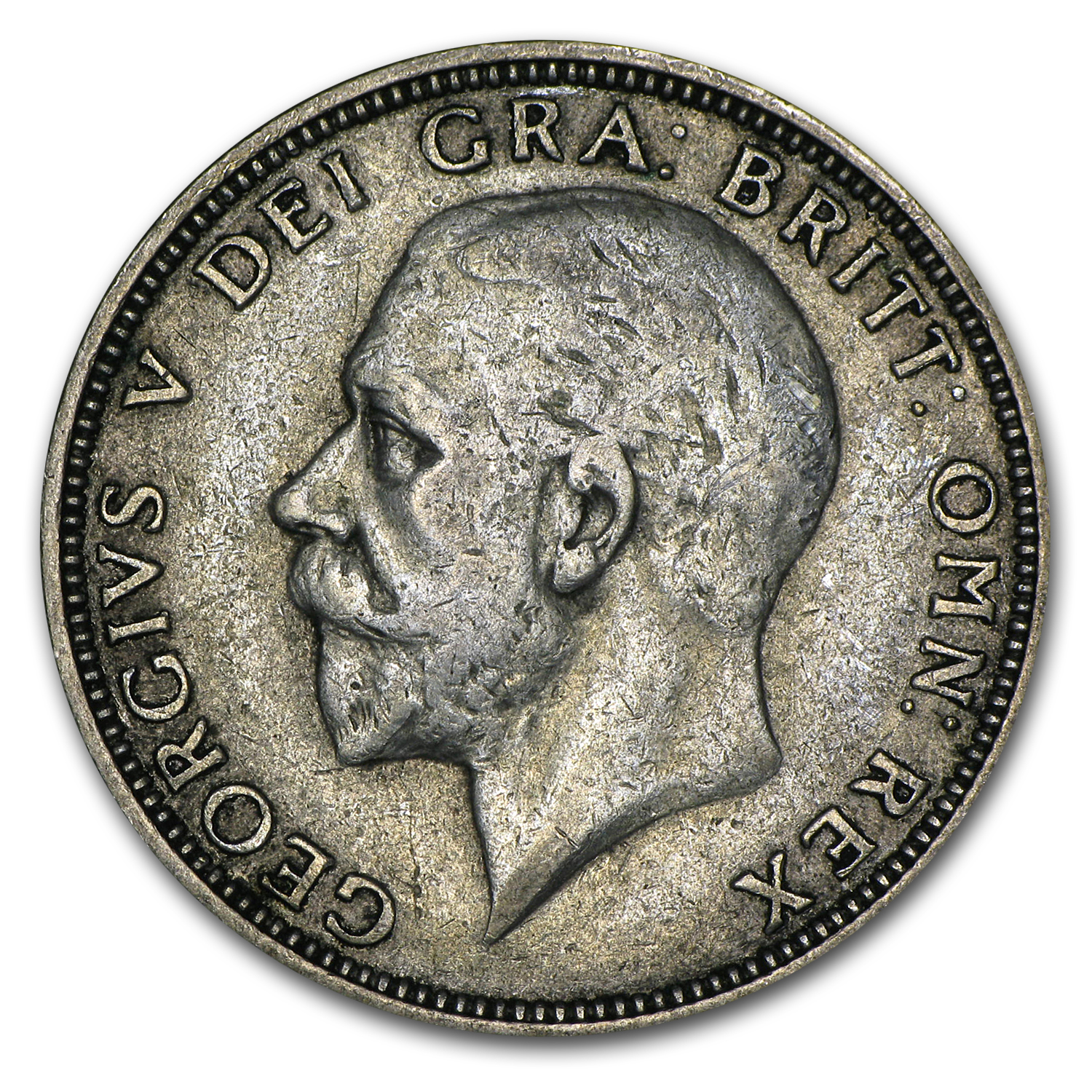 1932 Great Britain Silver Florin VF/EF