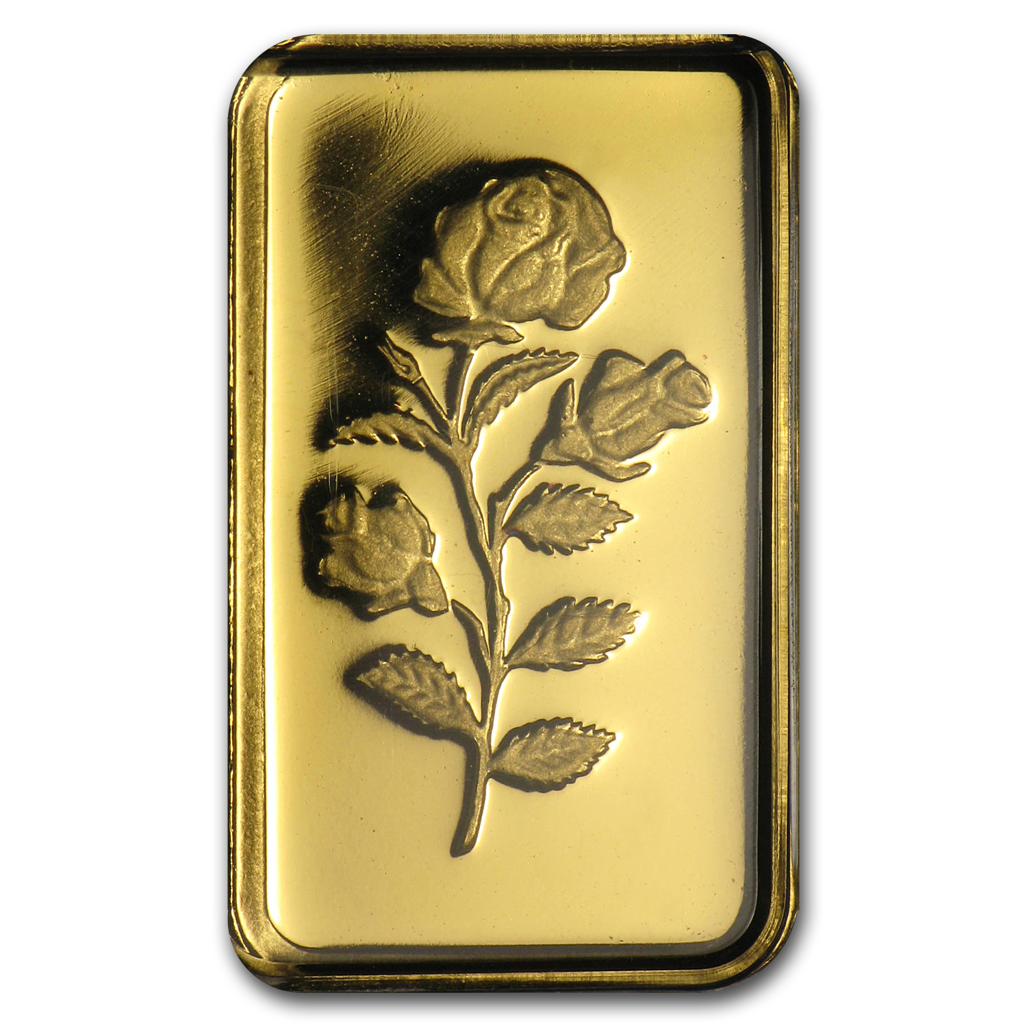 5 gram Gold Bar - Pamp Suisse Rose (In Assay)