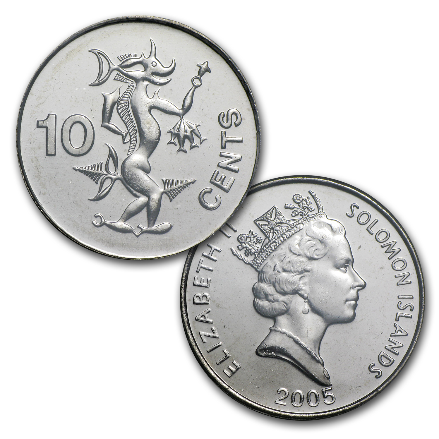 Solomon Islands 7-Coin Set
