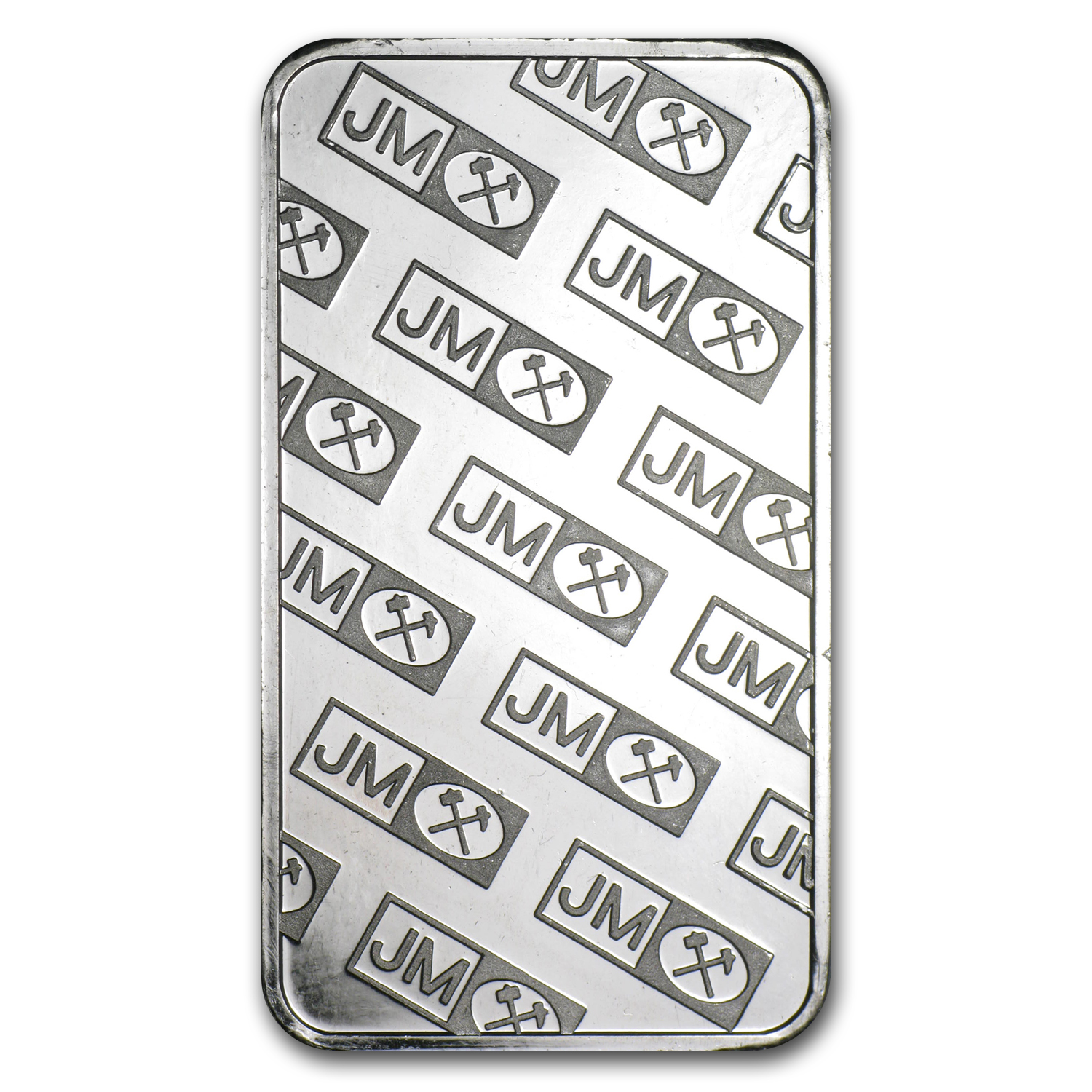 5 oz Platinum Bar - Johnson Matthey