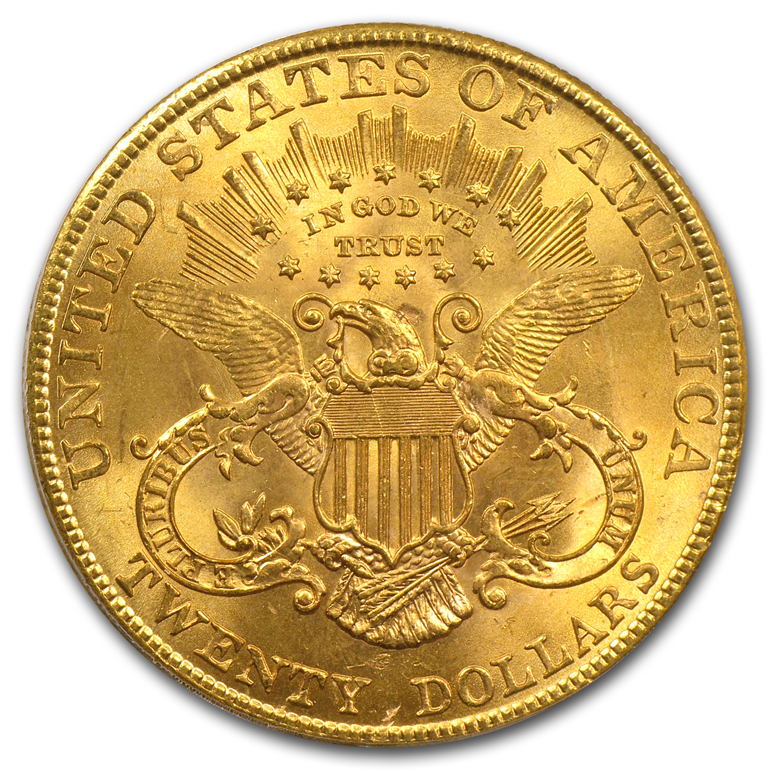 $20 Liberty Gold Double Eagle MS-62 PCGS