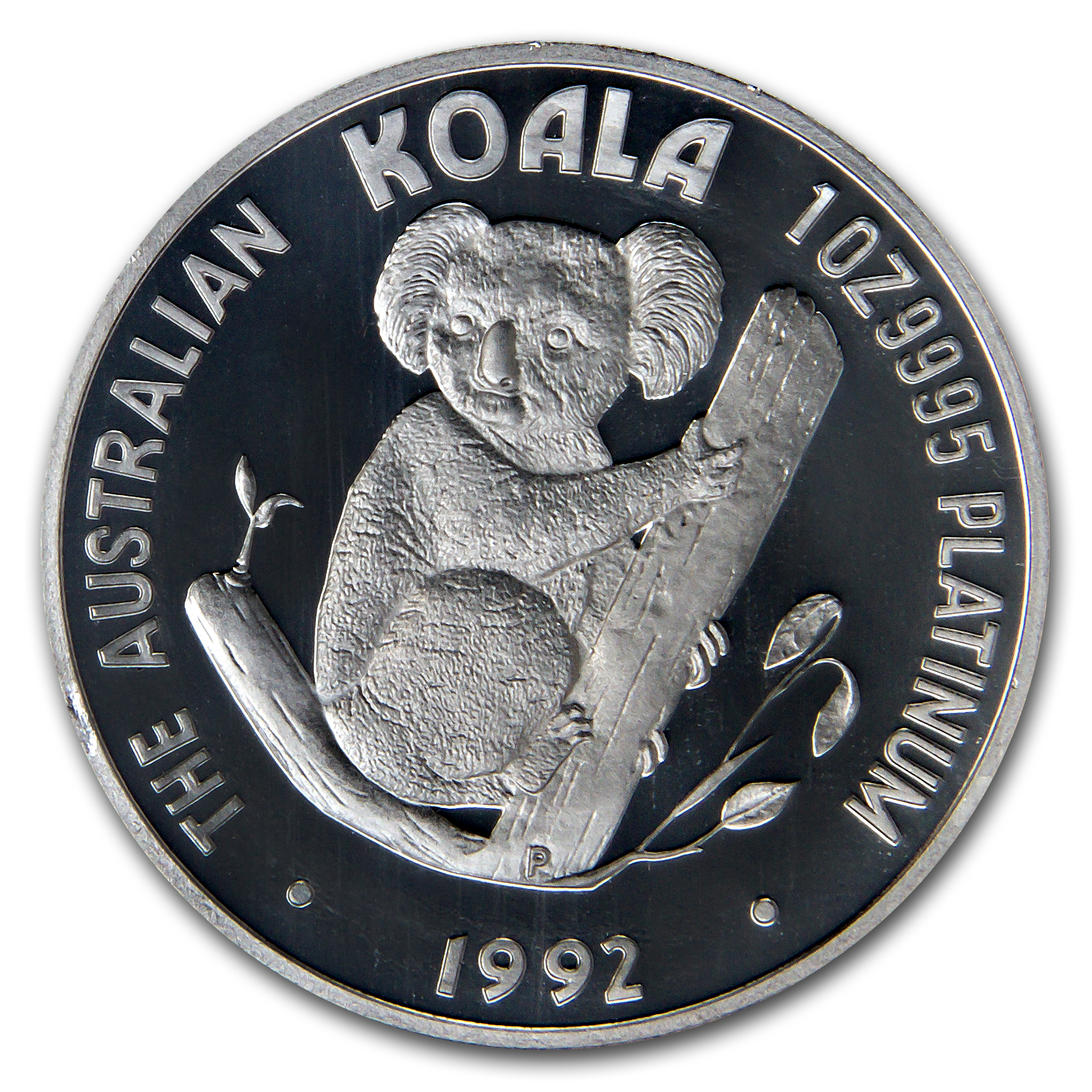 1992 Australia 1 oz Proof Platinum Koala PF-69 NGC