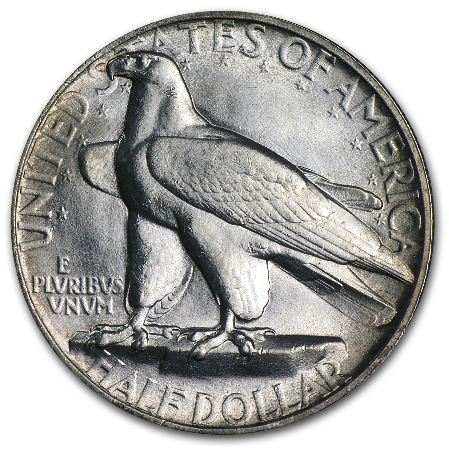1935 Connecticut Tercentenary Half Dollar BU