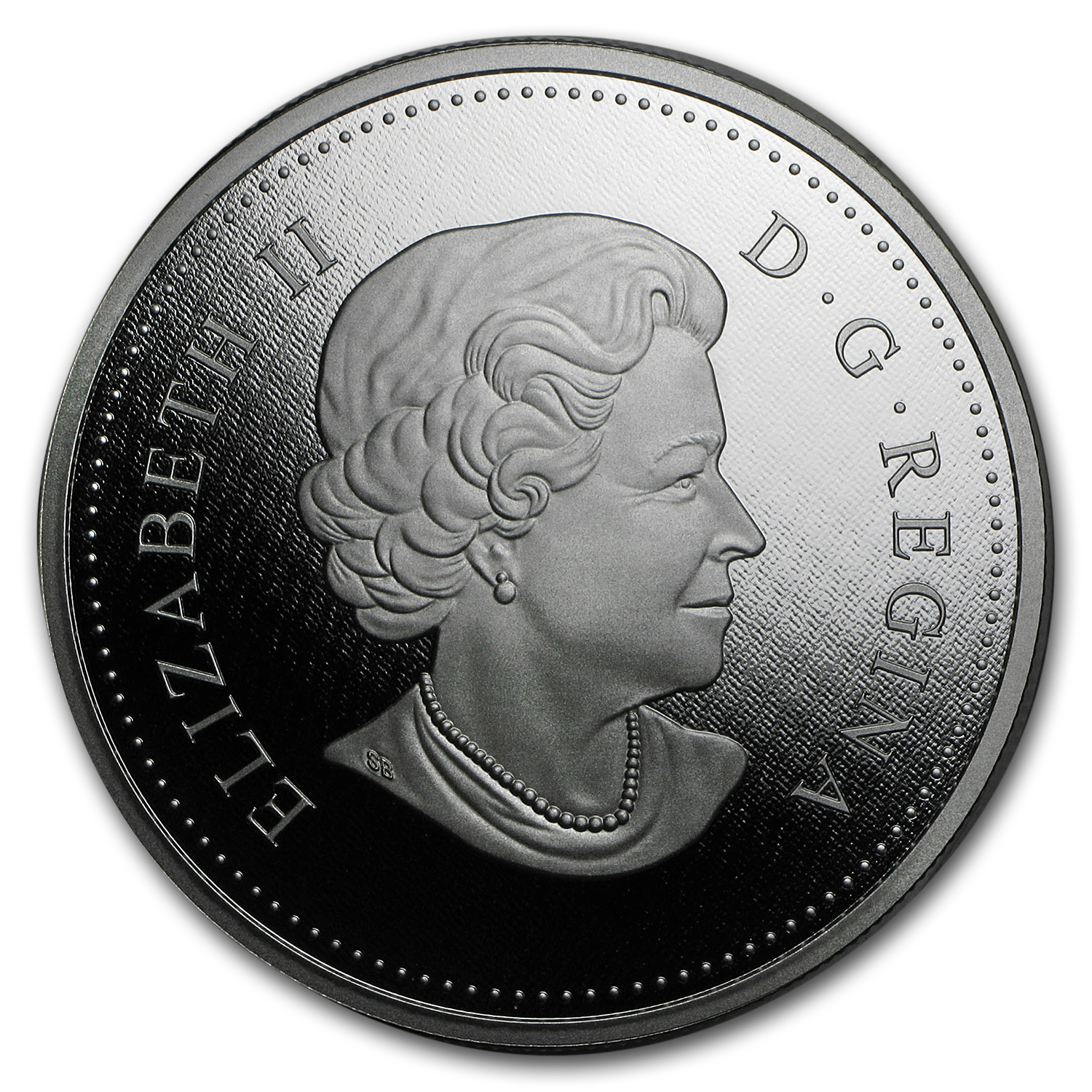 2012 Canada 5 oz Silver Farewell to the Penny